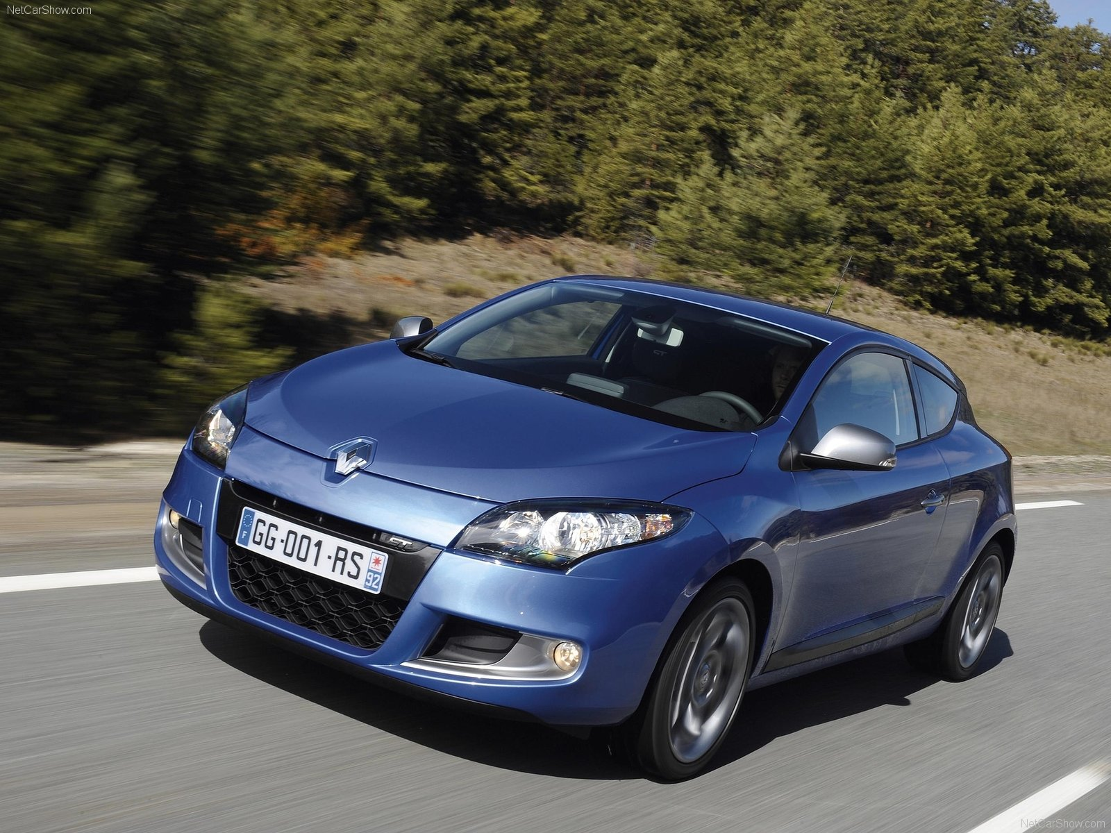 Renault Megane Coupe GT photo 73852