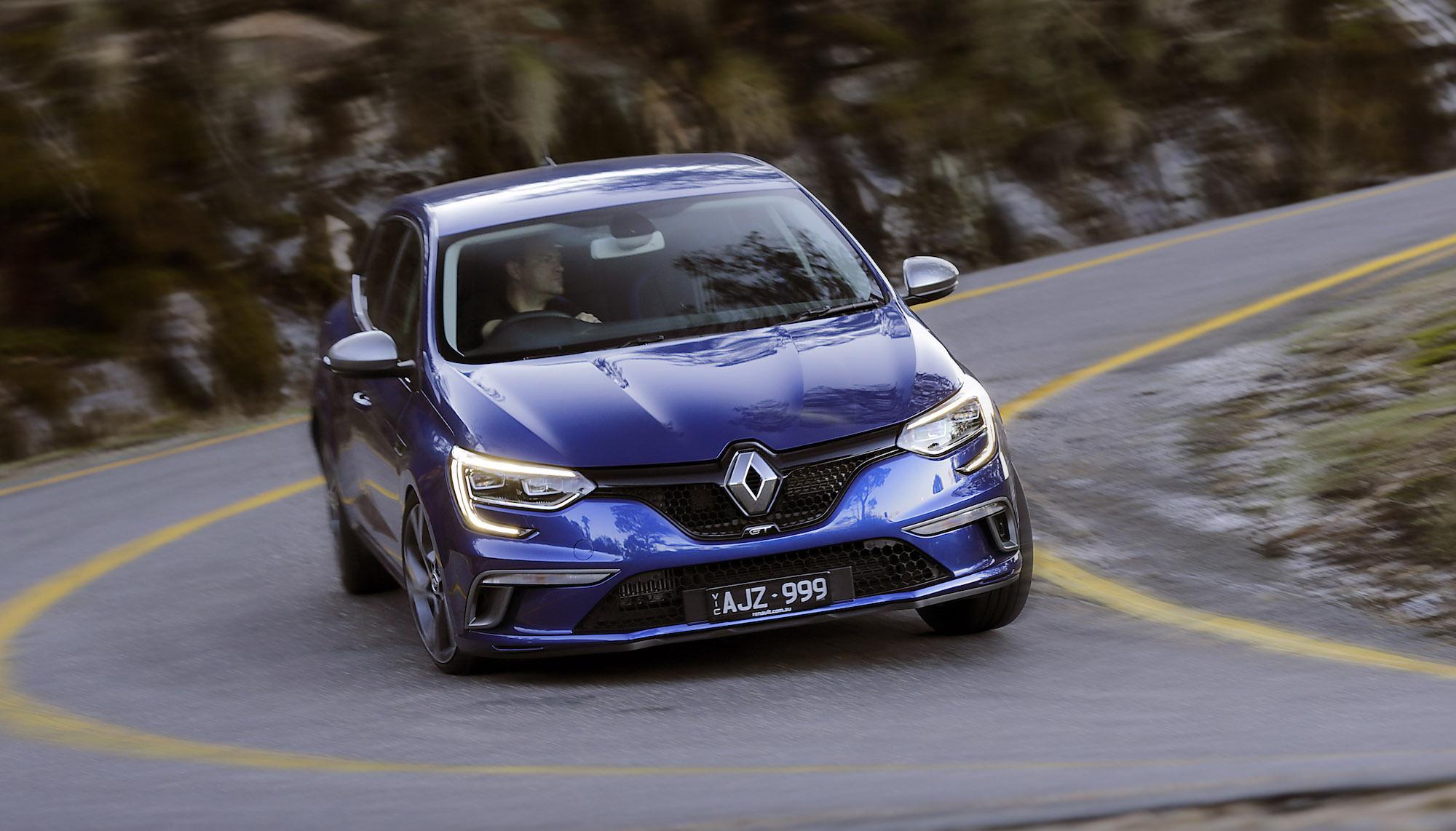 Renault Megane GT photo 170356