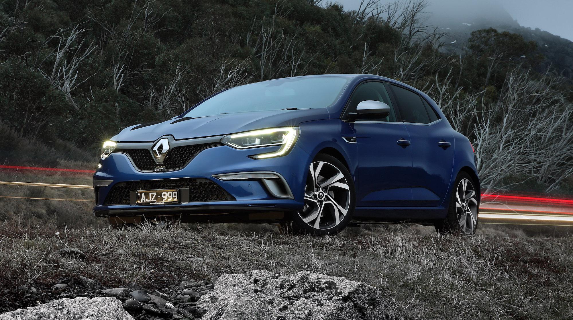 Renault Megane GT photo 170357