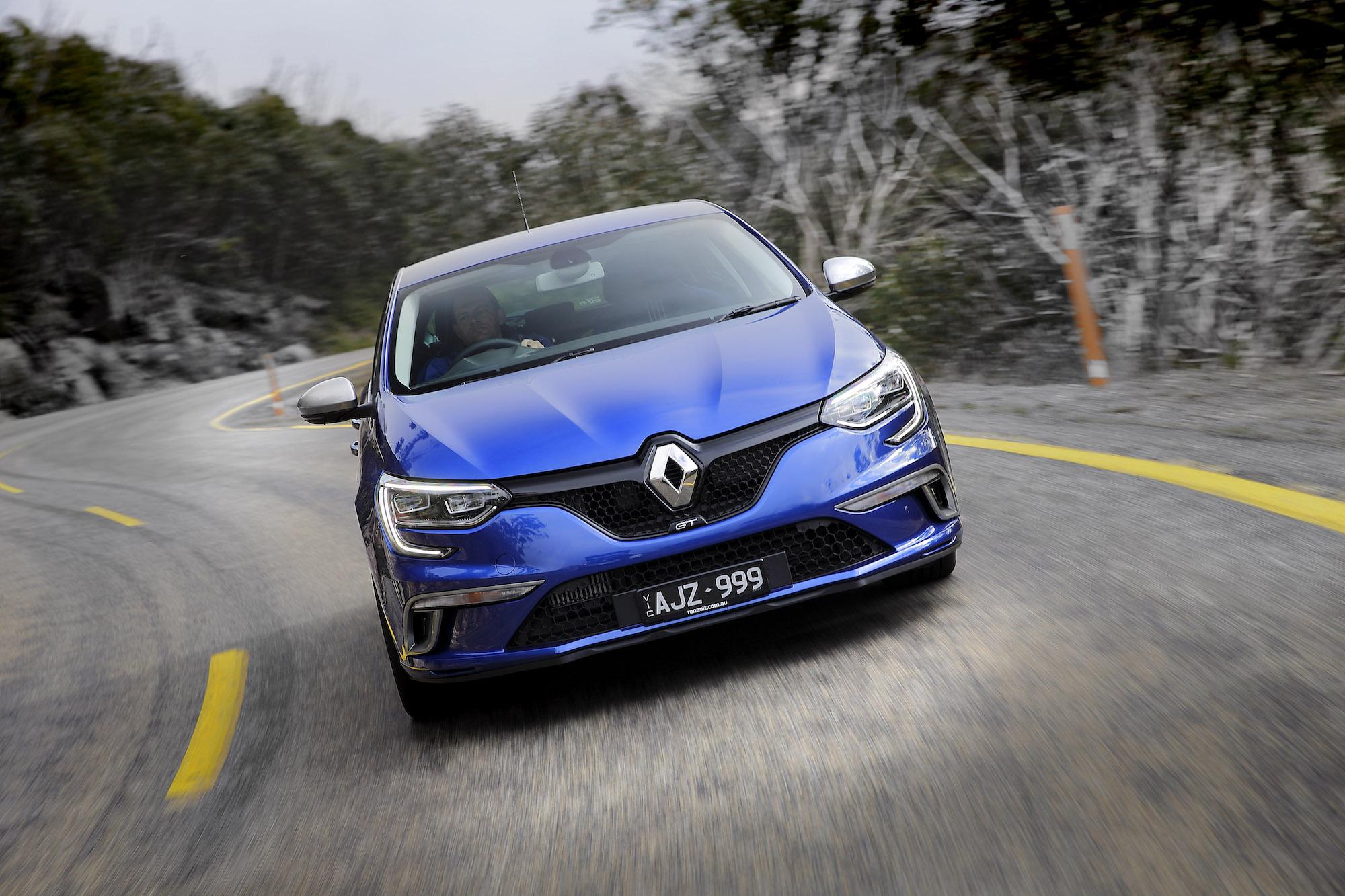 Renault Megane GT photo 170361