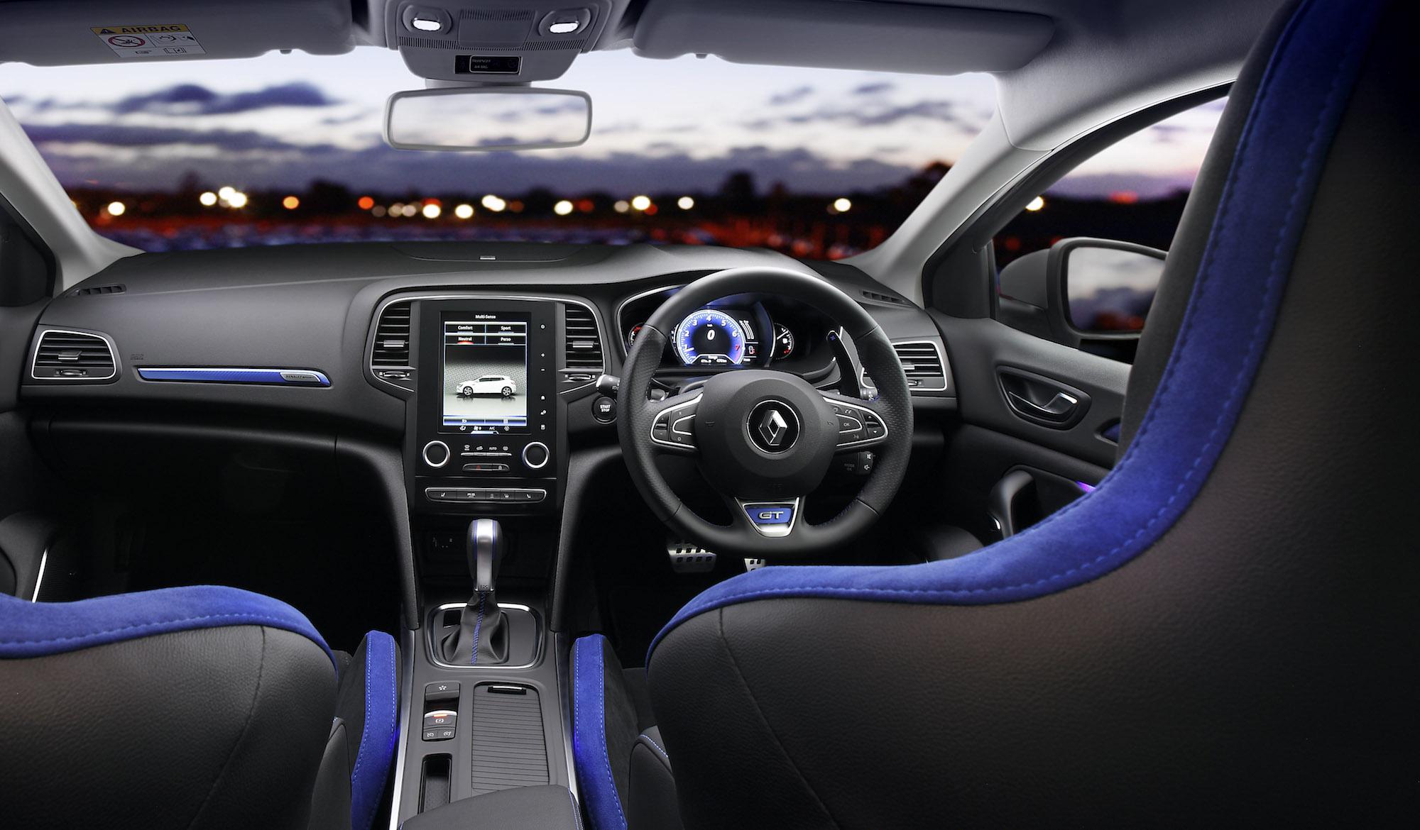 Renault Megane GT photo 170367