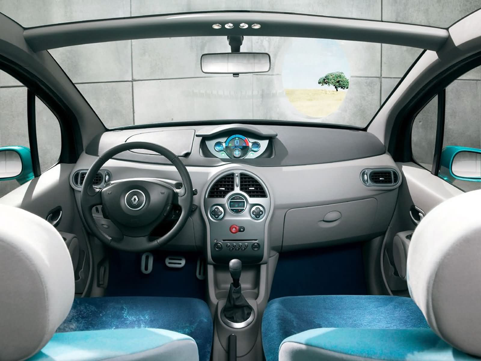 Renault modus picture 9900 renault photo gallery for Interieur 78