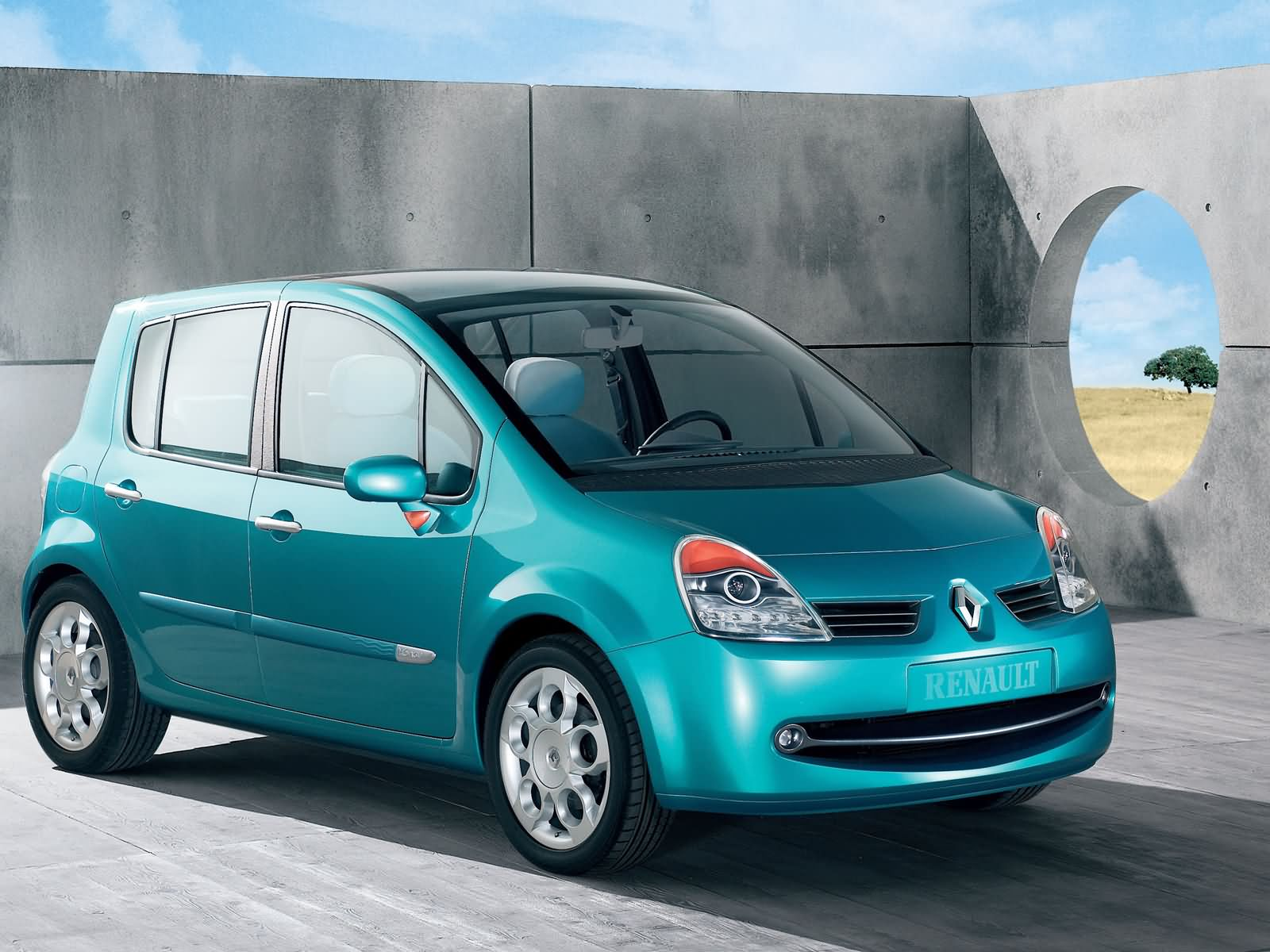 renault modus photos photogallery with 9 pics. Black Bedroom Furniture Sets. Home Design Ideas