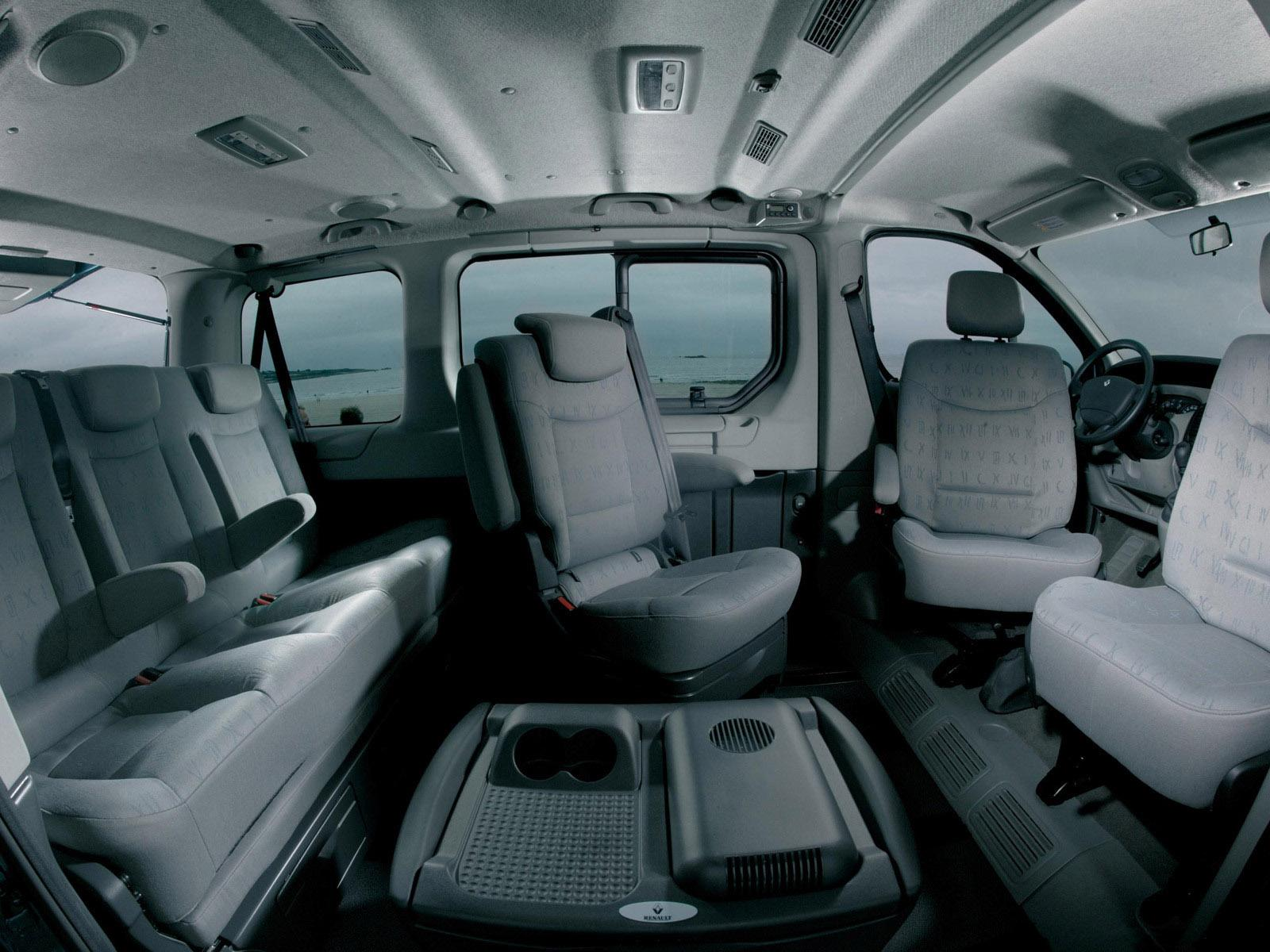 renault trafic generation evado photos photogallery with 5 pics. Black Bedroom Furniture Sets. Home Design Ideas