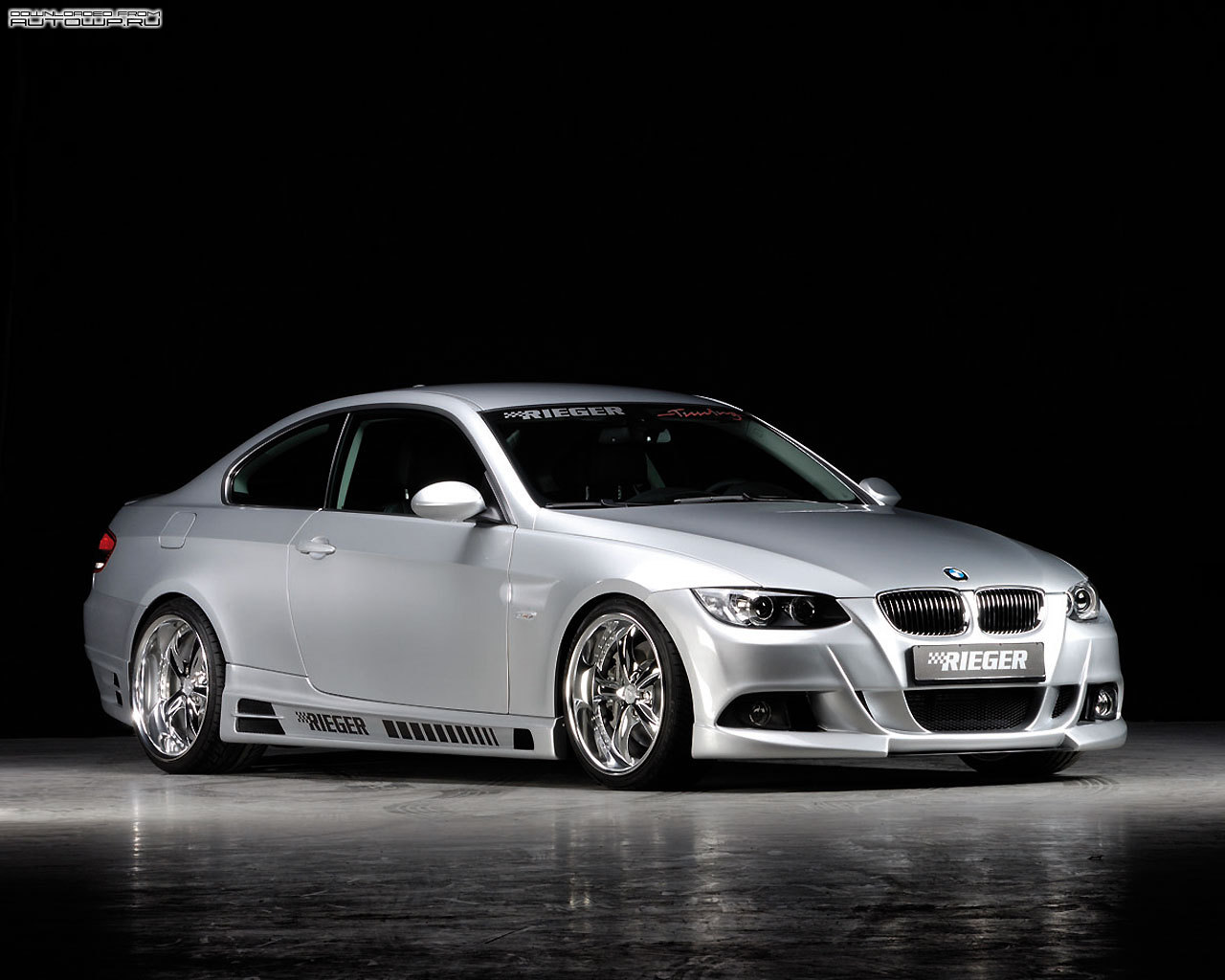 rieger bmw 3 series coupe e92 photos photogallery with 4 pics cars pictures. Black Bedroom Furniture Sets. Home Design Ideas
