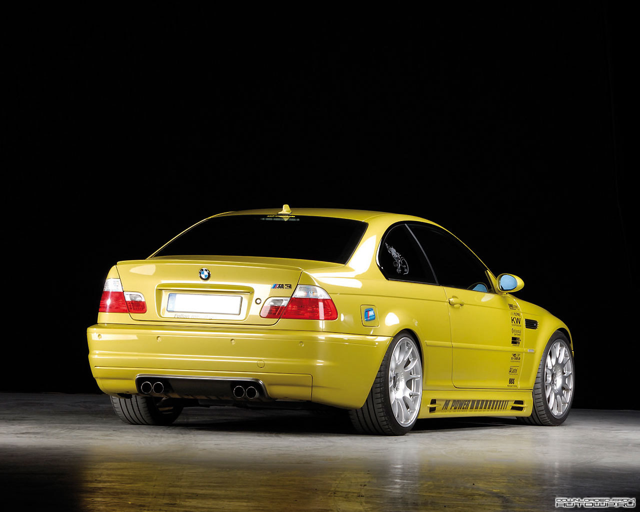 Rieger BMW M3 Coupe (E46) photos - PhotoGallery with 2 ...