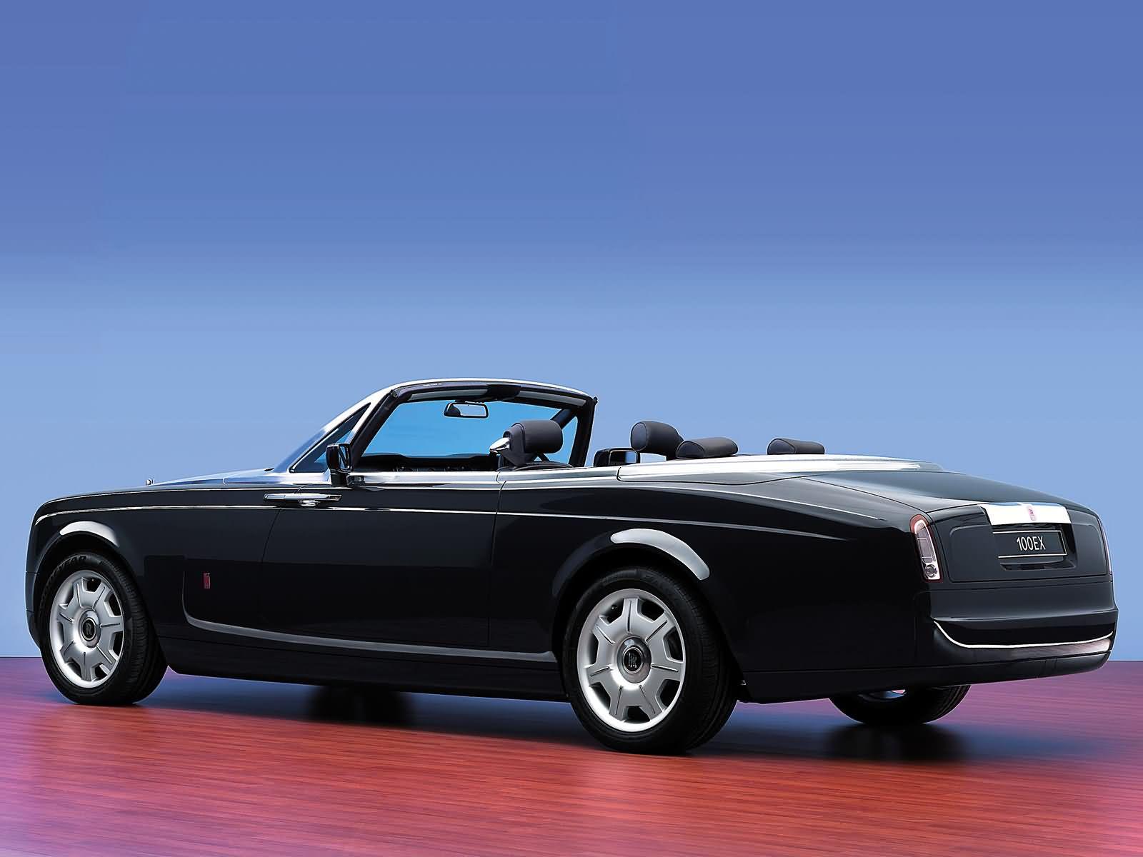 Rolls-Royce 100EX picture # 5560 | Rolls-Royce photo gallery