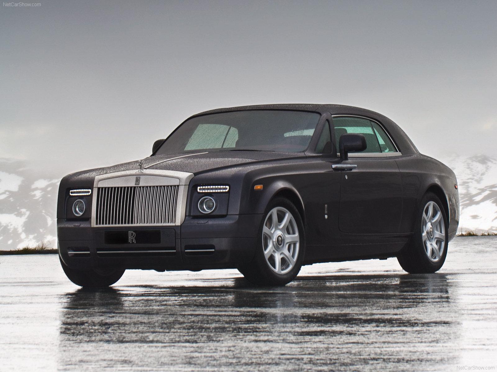 Rolls royce phantom coupe pic