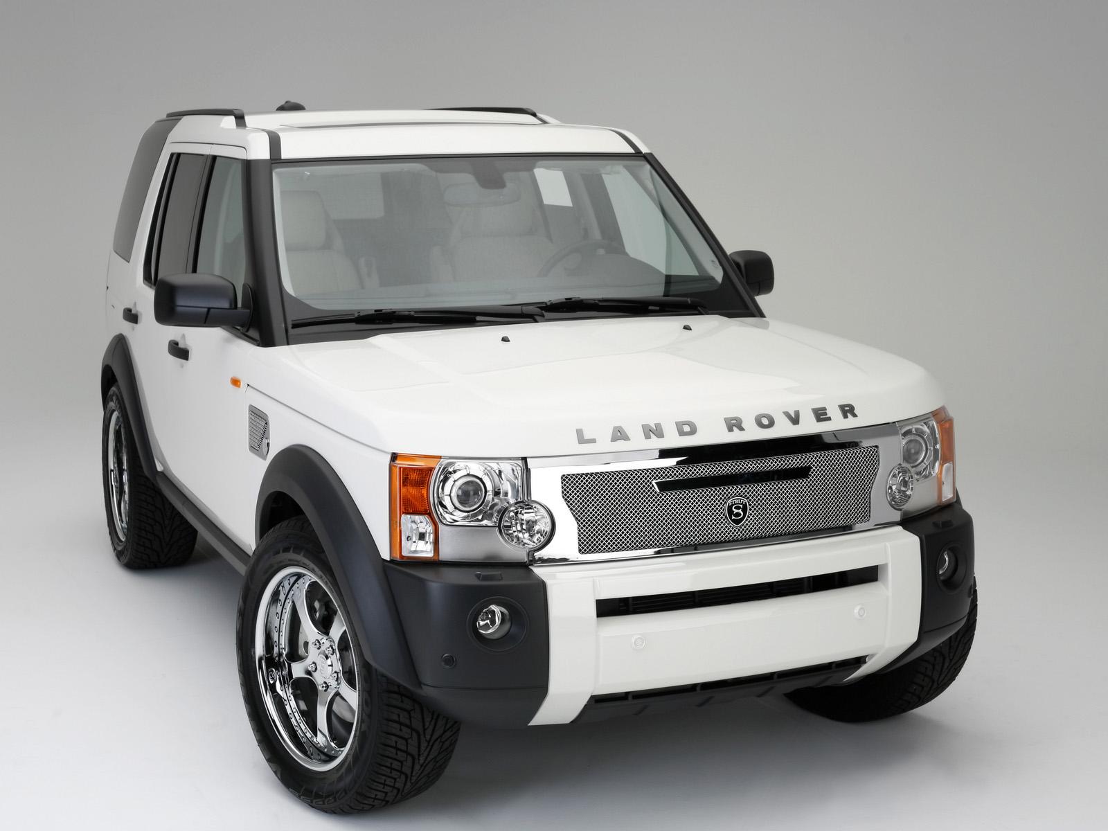 Land Rover Discovery 2006-2009, выполненная из высококачественной ст…