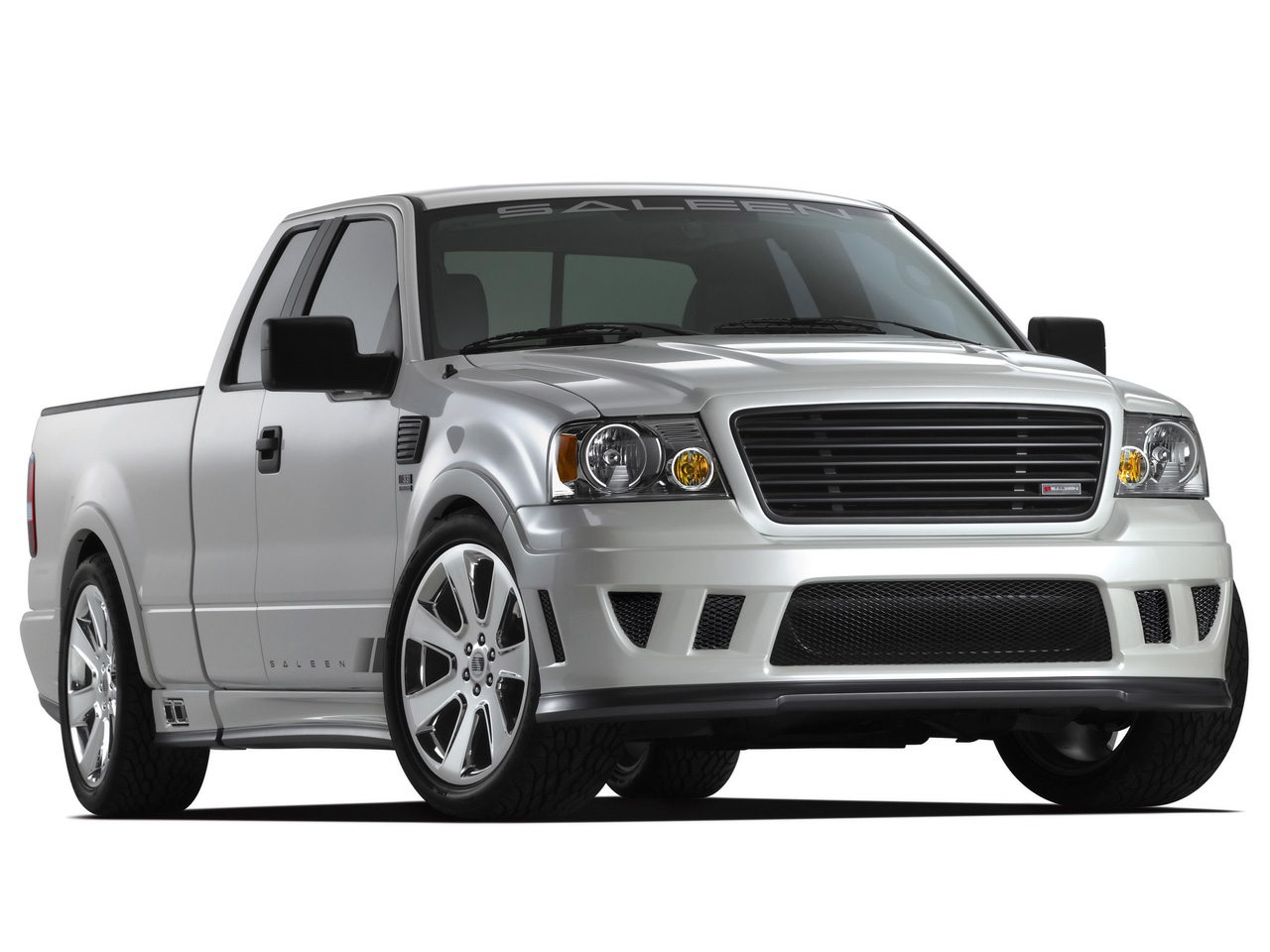 Saleen Sport Truck S331 photos - PhotoGallery with 7 pics| CarsBase.com