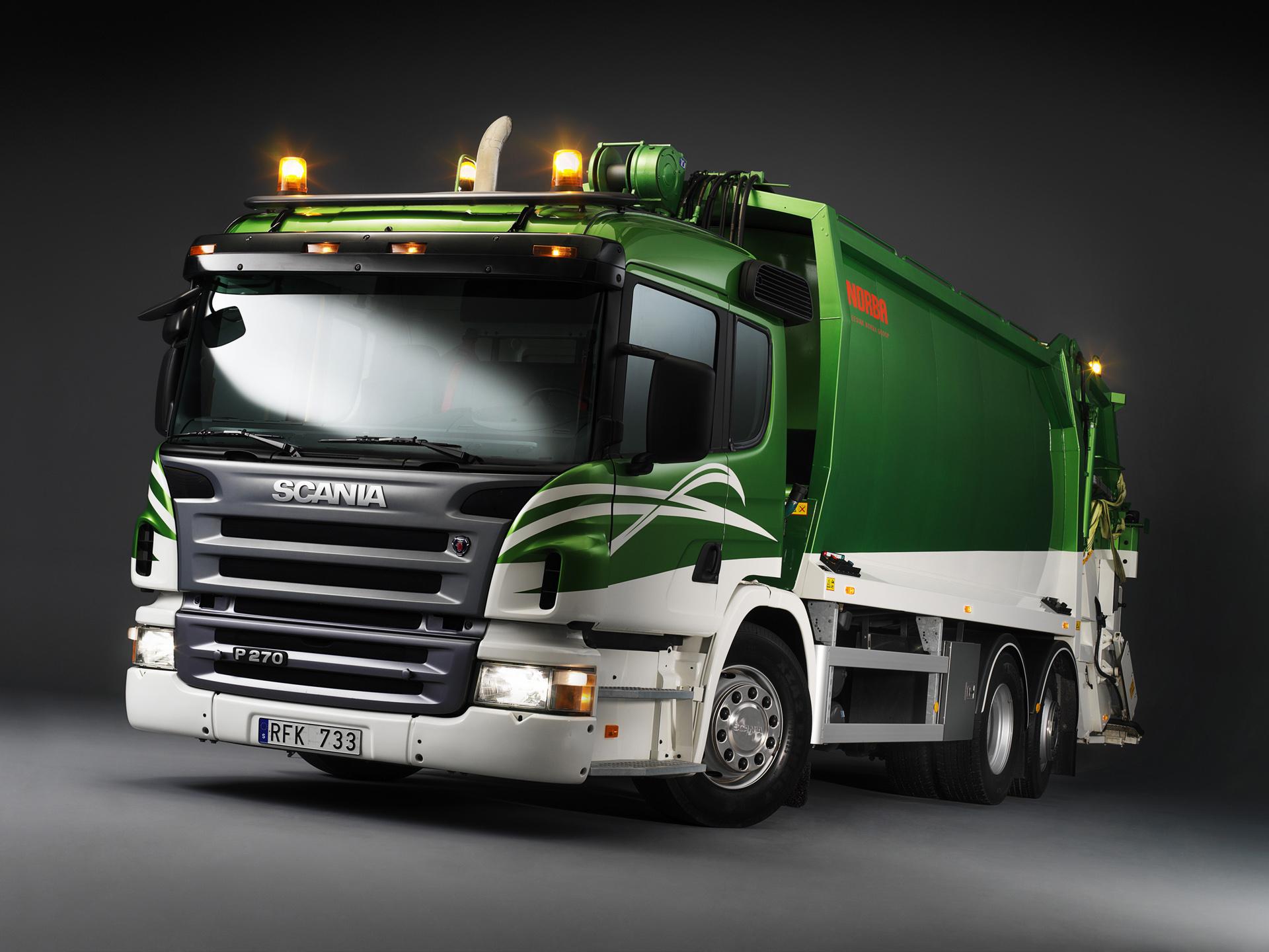 Scania P-series photos... Futuristic Bus