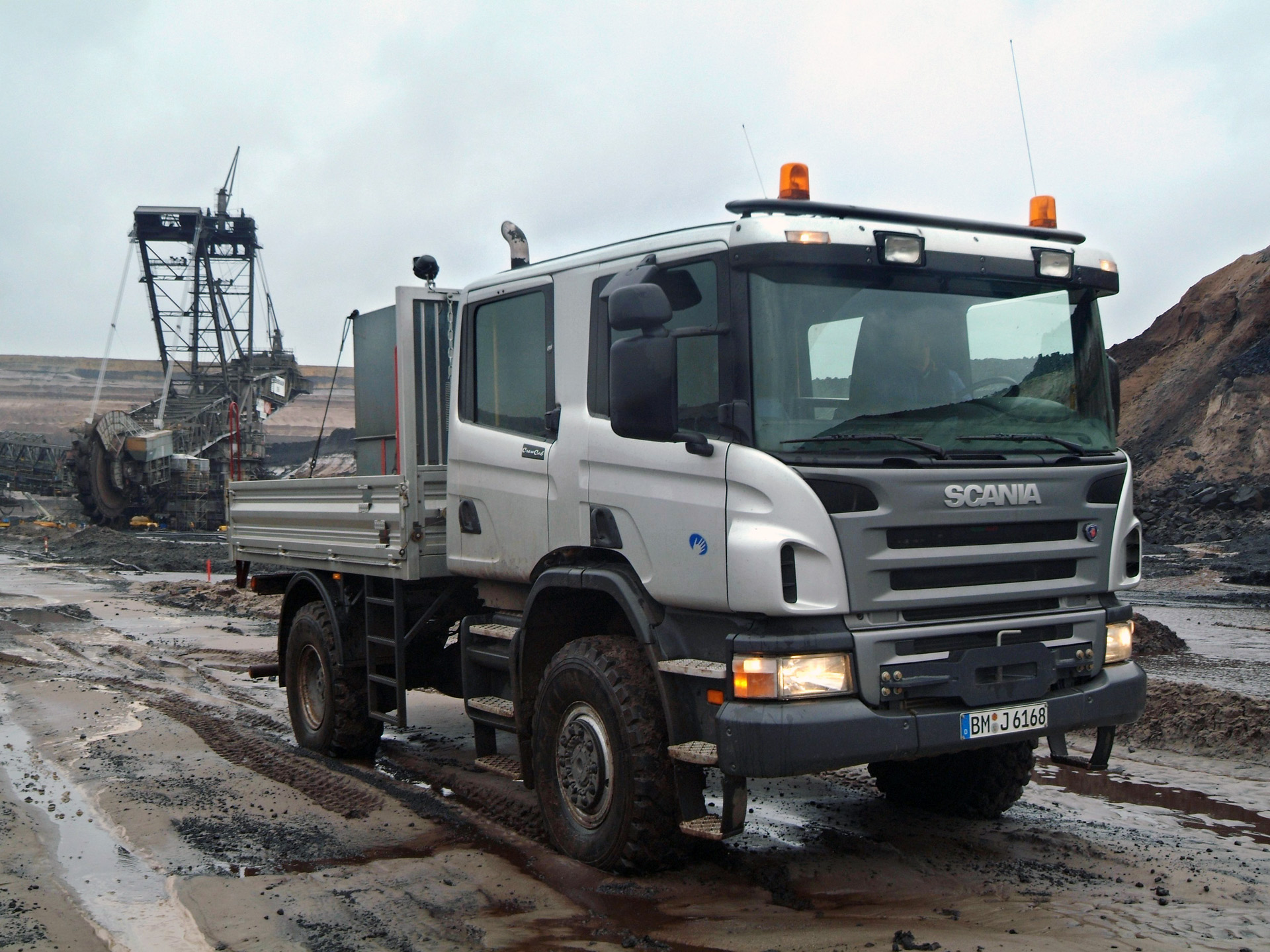 Scania P Series Photos Photogallery With 20 Pics