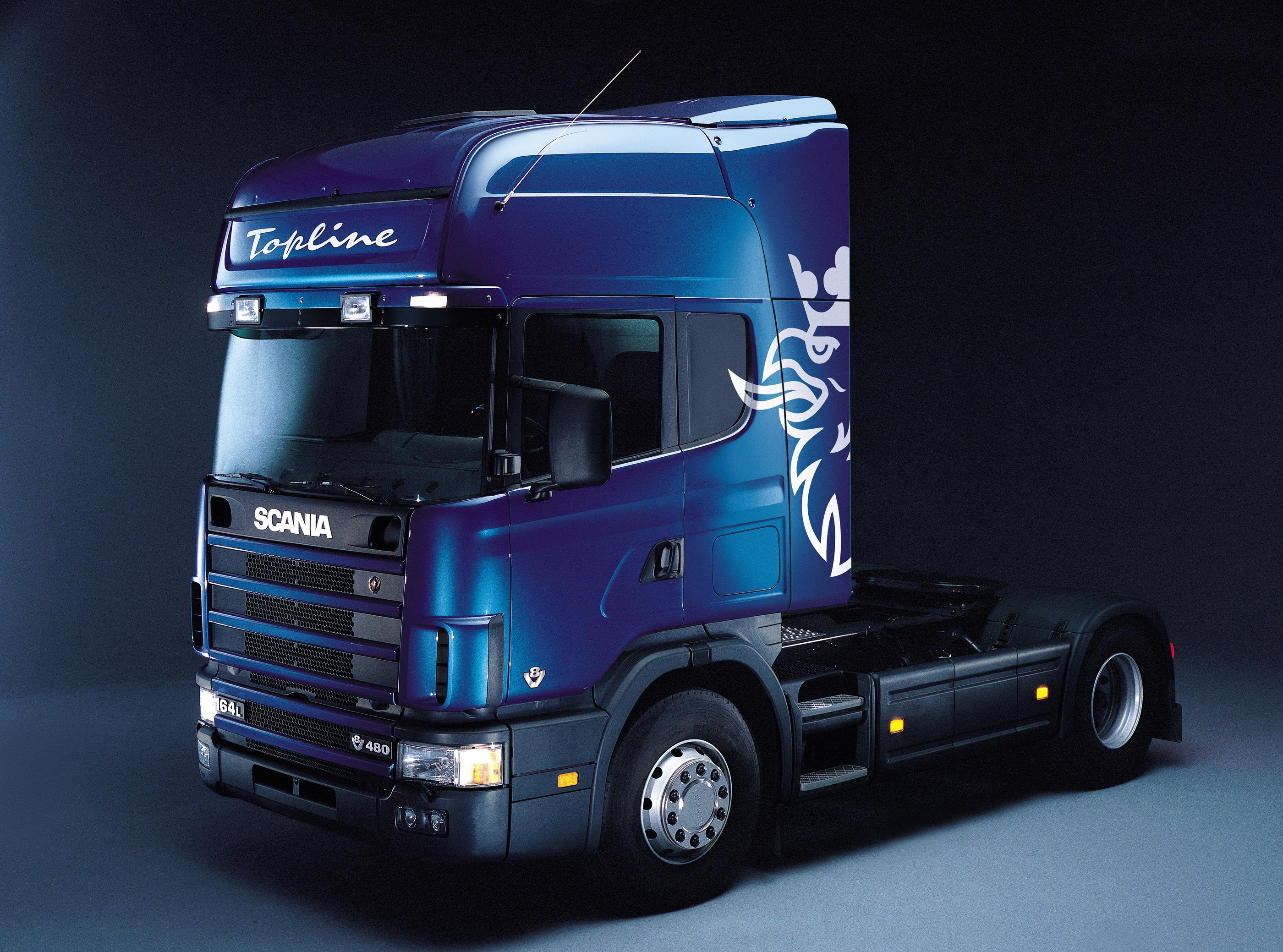 Scania R164L photos - PhotoGallery with 8 pics| CarsBase.com