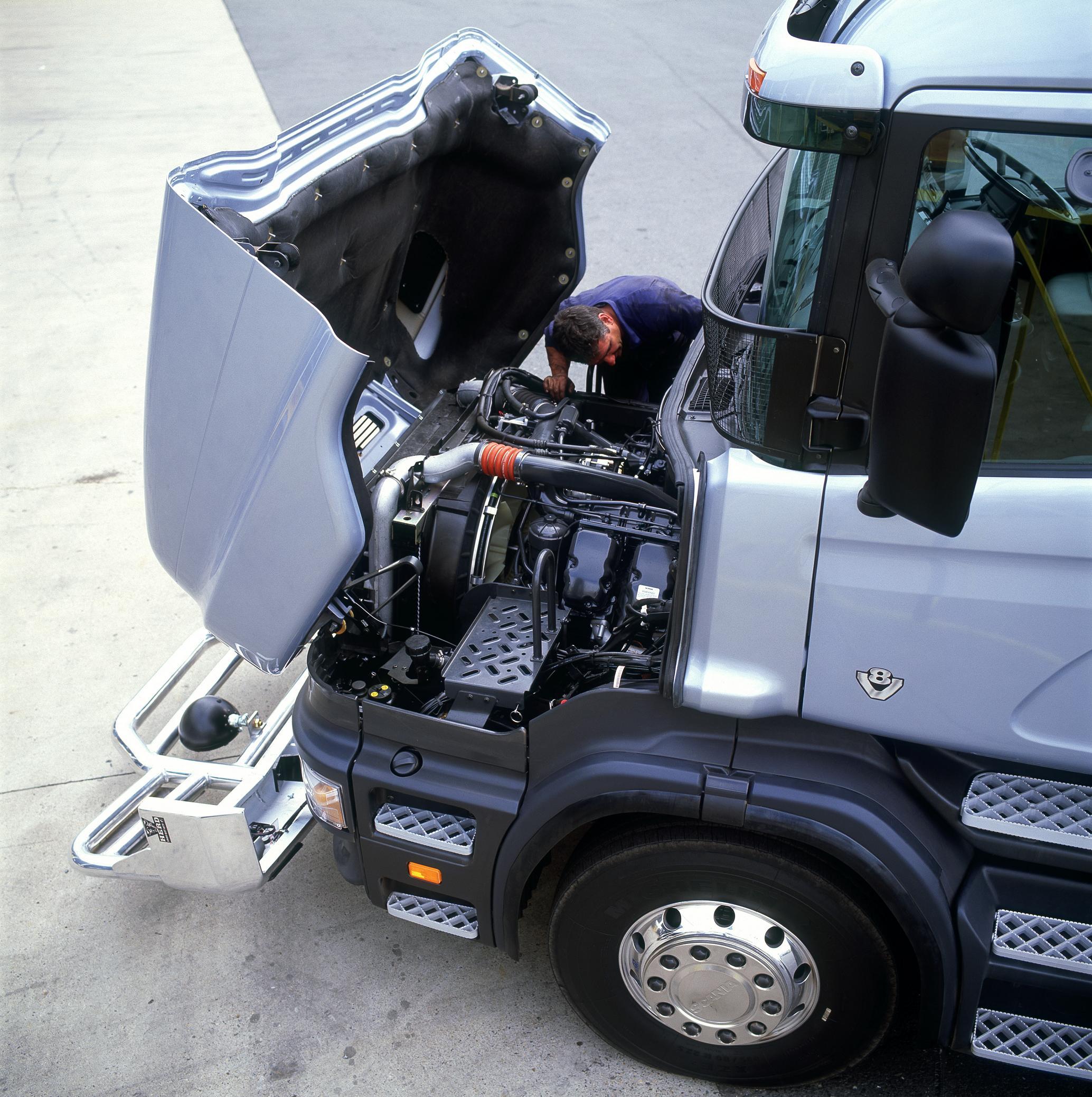 Caterham R620: Purple Scania 530 Truck Desktop Mac Hd Wallpaper Car Tuning