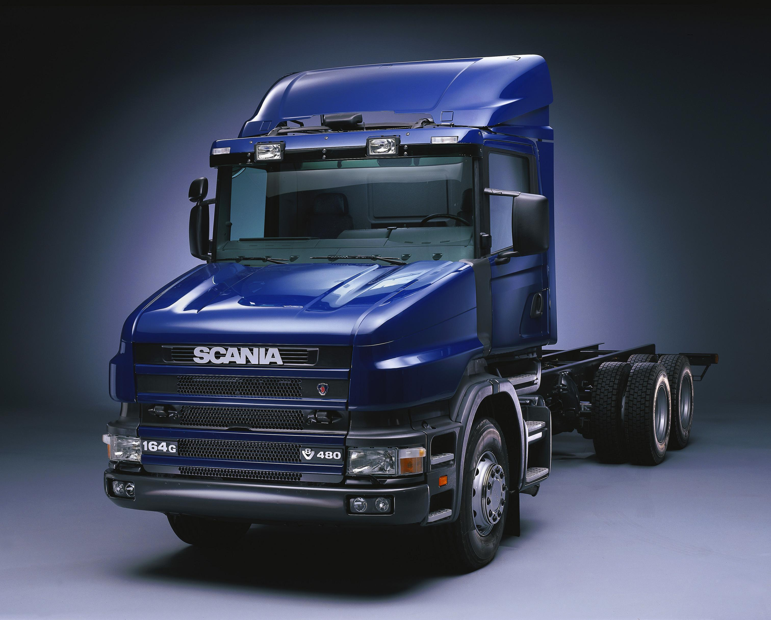 Scania T164g Photos Photogallery With 7 Pics Carsbase Com