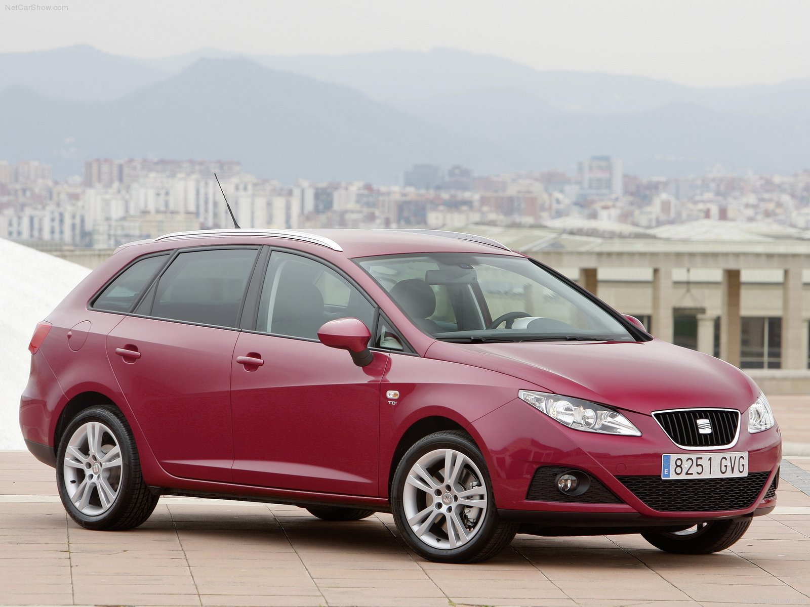 seat ibiza st picture 73623 seat photo gallery. Black Bedroom Furniture Sets. Home Design Ideas