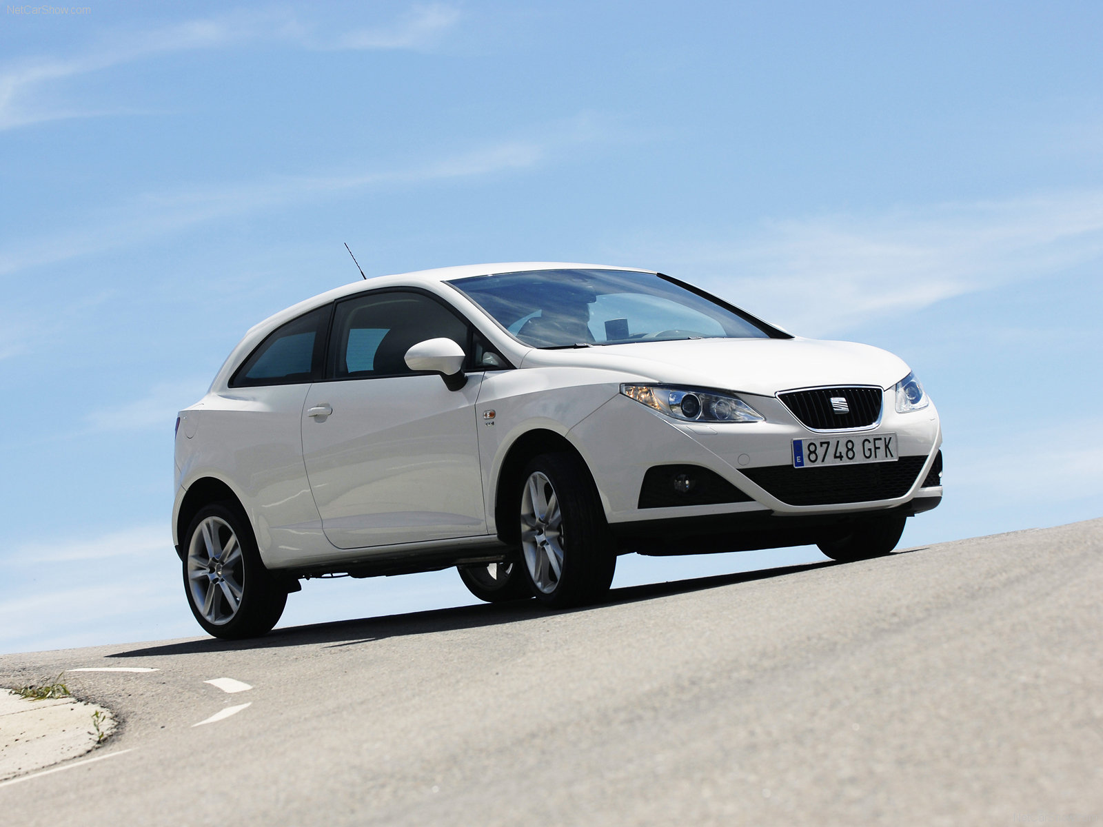 seat ibiza sportcoupe picture 56042 seat photo gallery. Black Bedroom Furniture Sets. Home Design Ideas