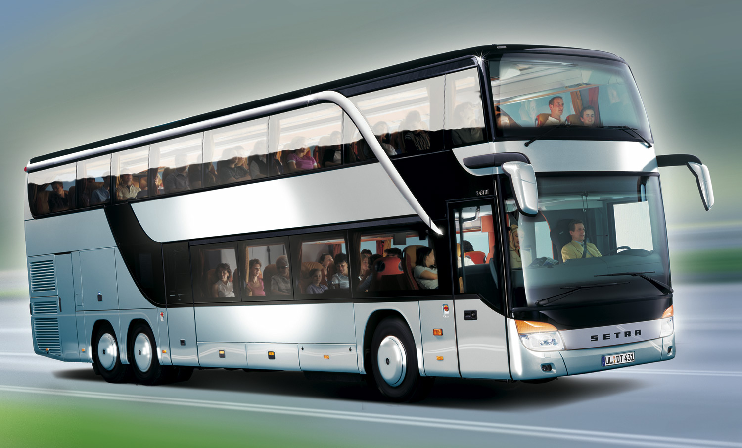 Setra S 431 Photos Photogallery With 1 Pics Carsbase Com
