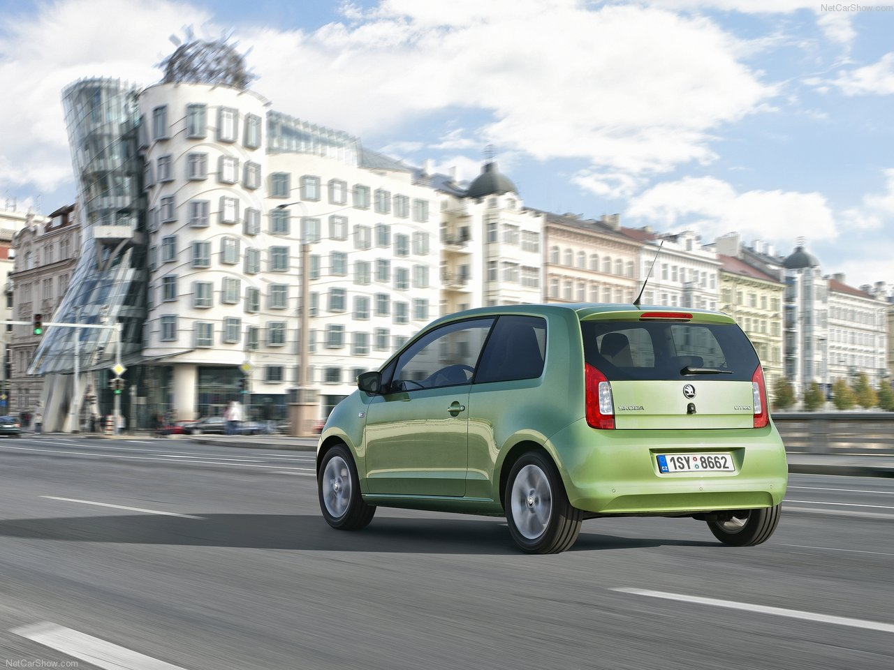 Skoda Citigo photo 86309