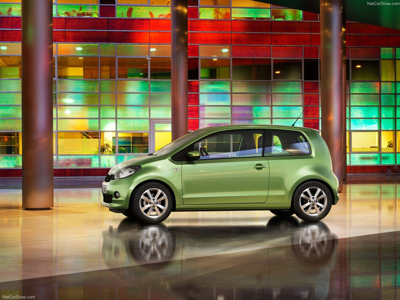Skoda Citigo photo #86311