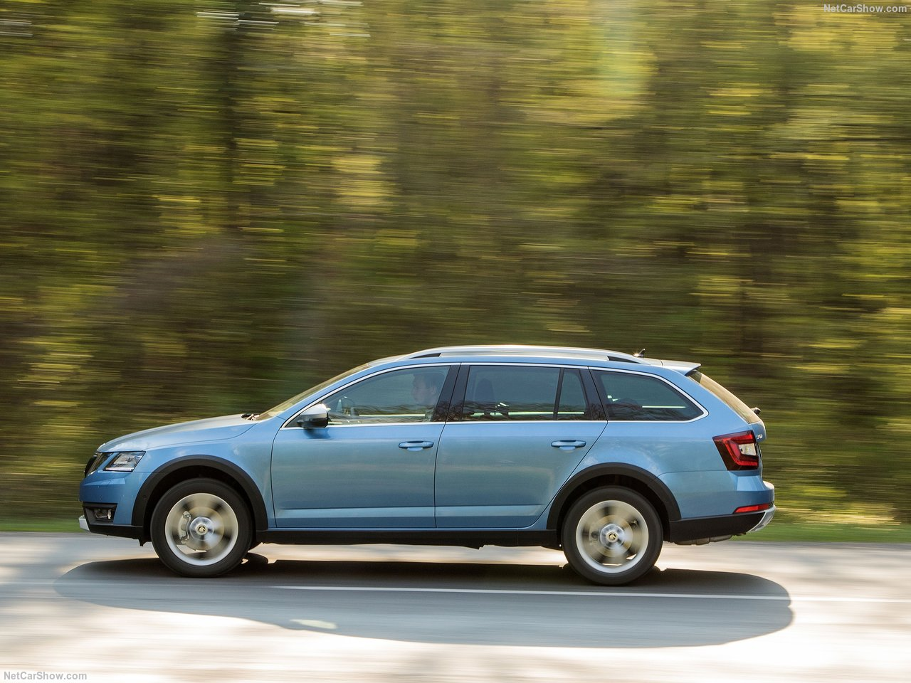 Skoda Octavia Scout photo 176657