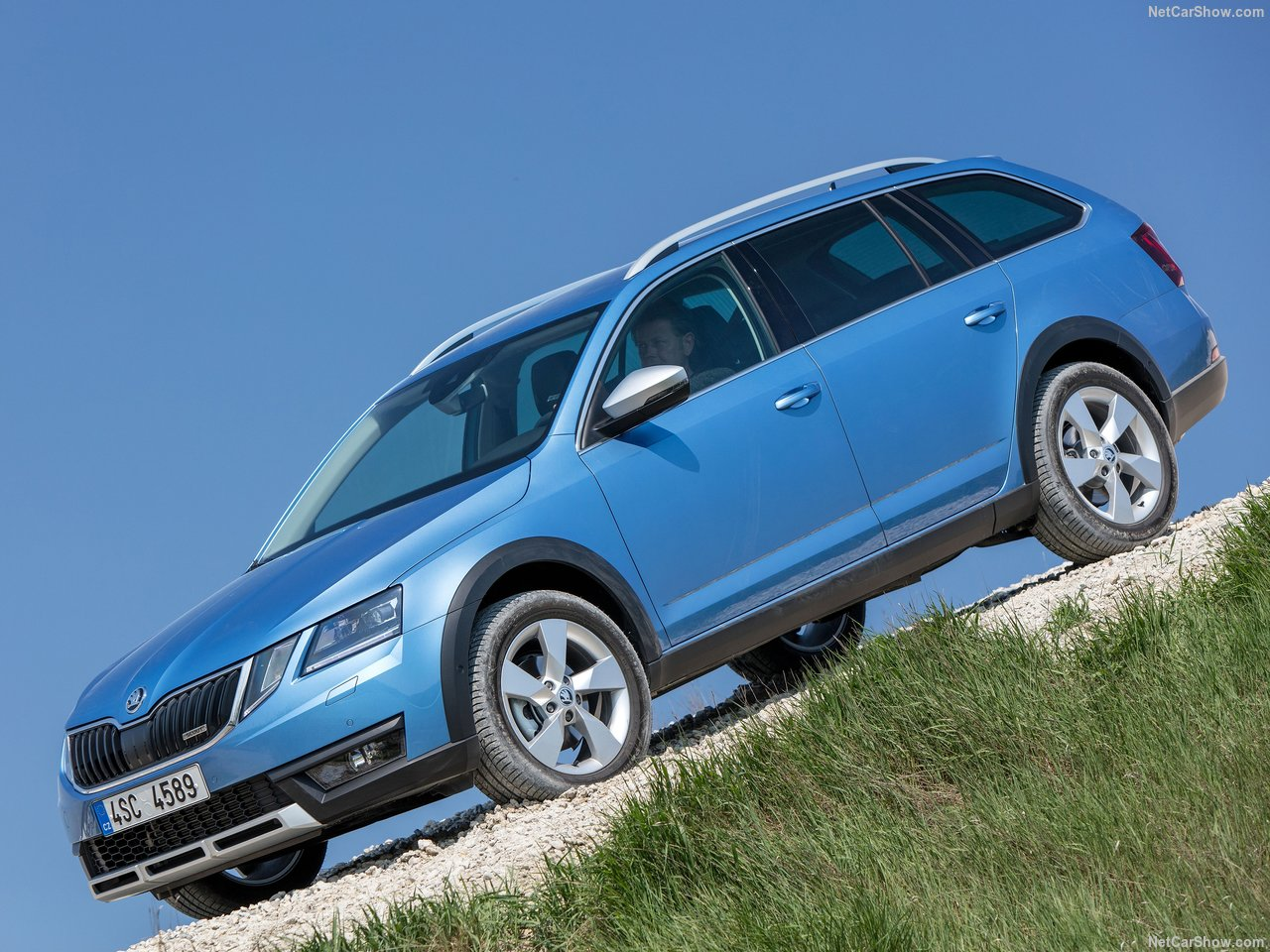 Skoda Octavia Scout photo 176667