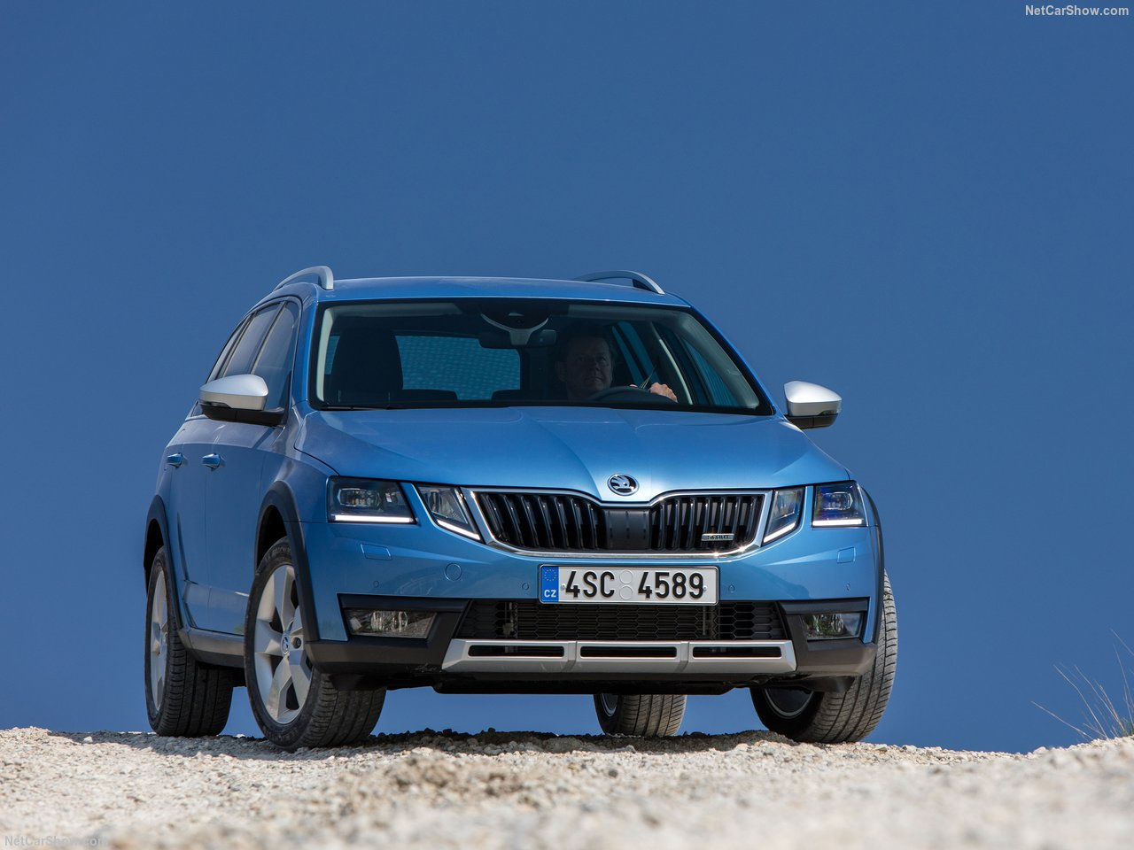 Skoda Octavia Scout photo 176668