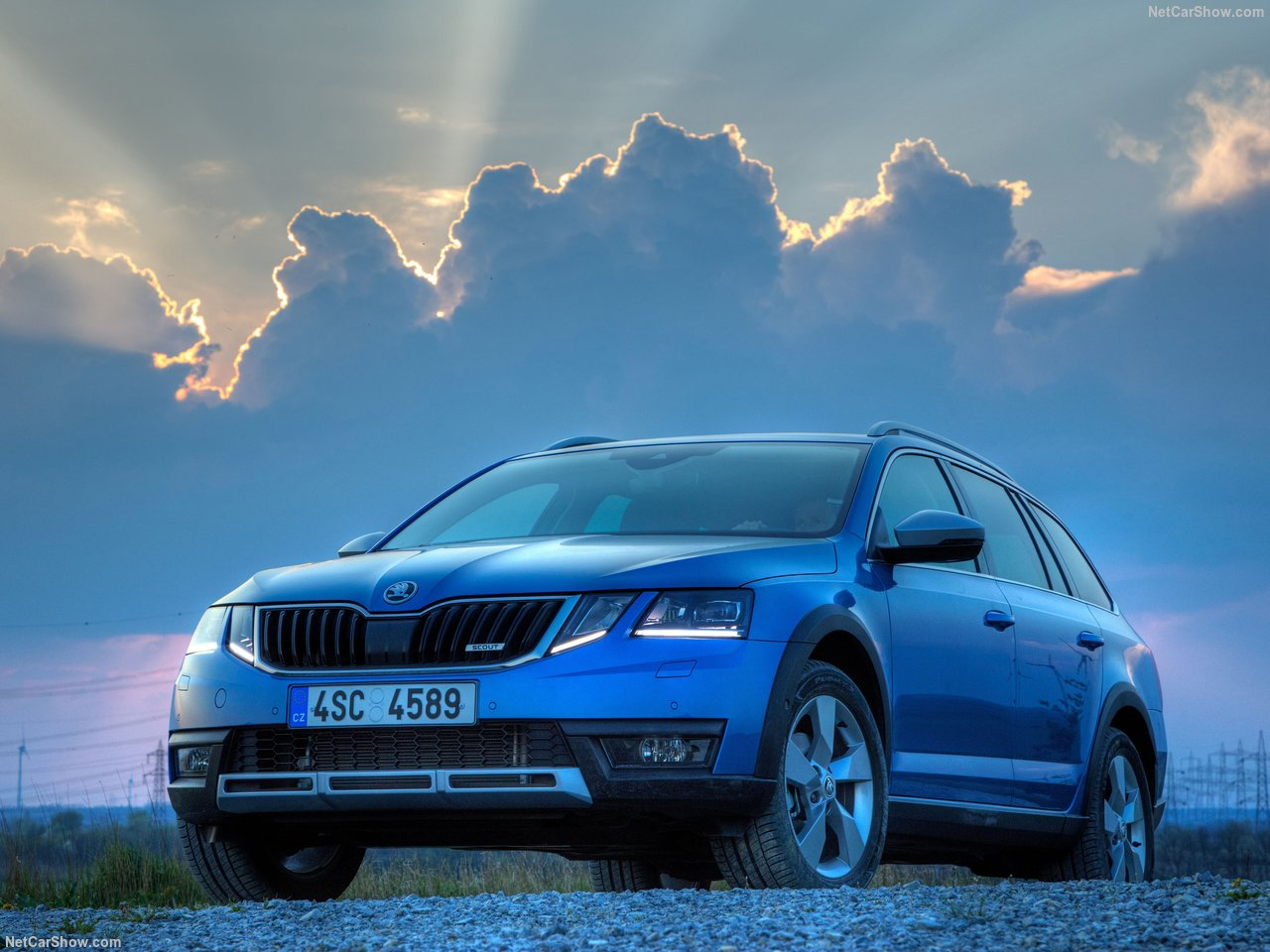 Skoda Octavia Scout photo 176671