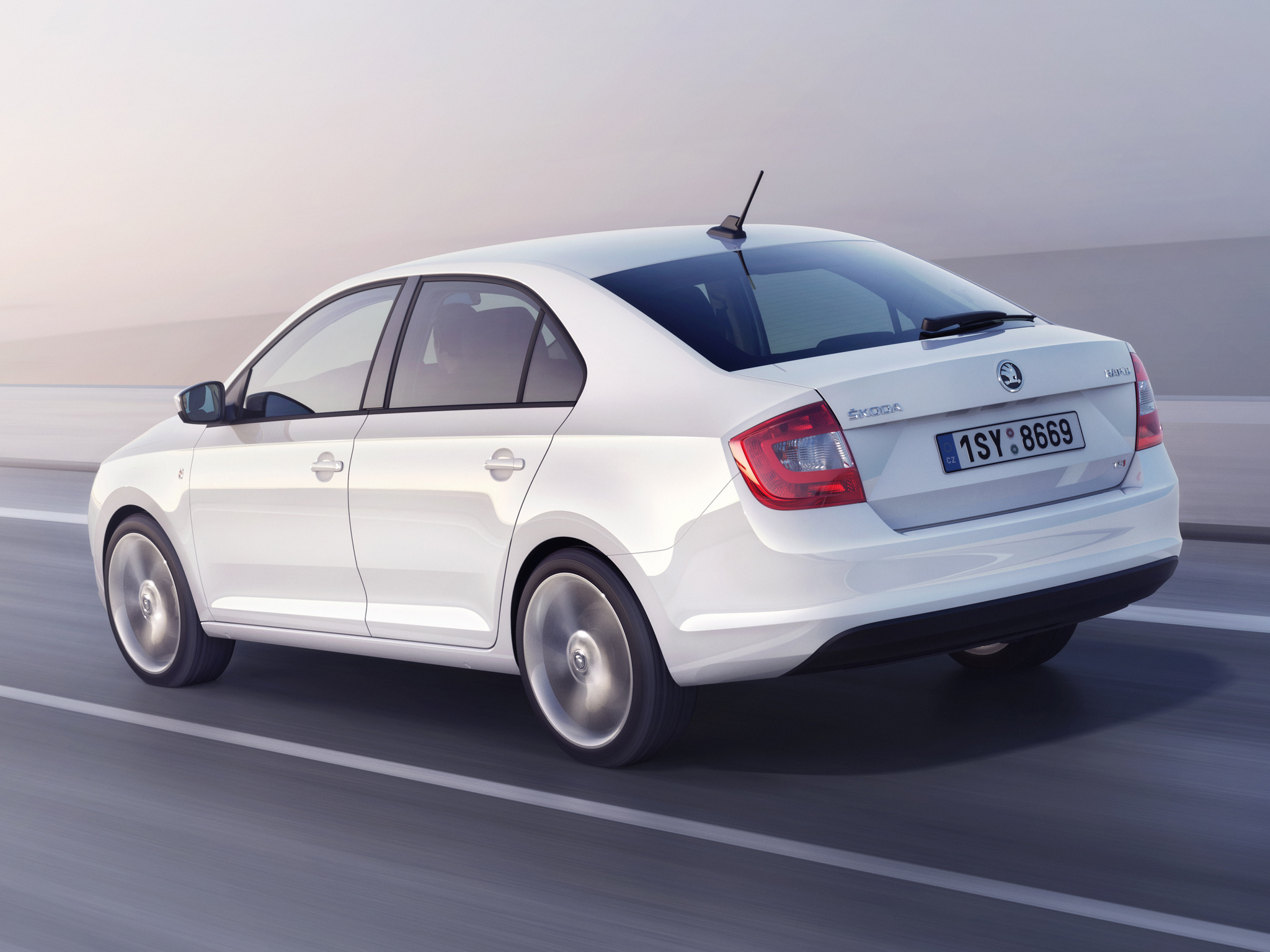 Download Skoda Rapid photo #93547) You can use this pic as wallpaper ...
