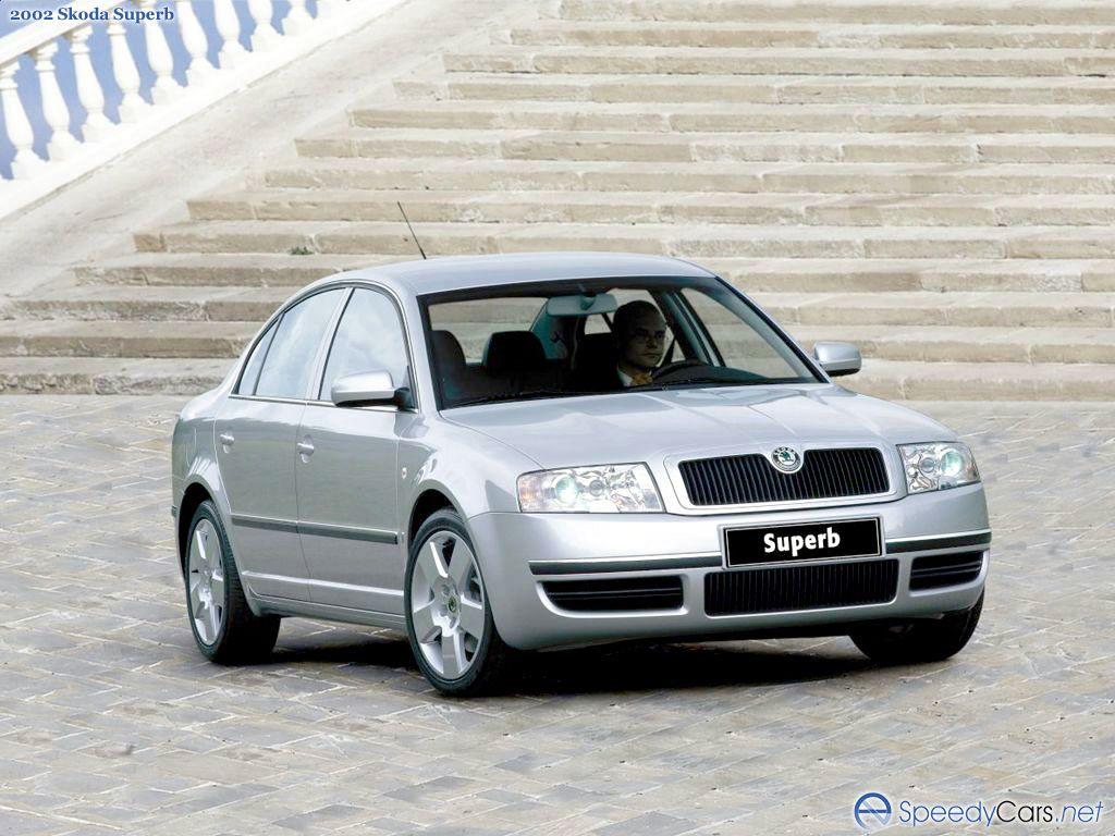 Новый автомобиль компании Skoda …