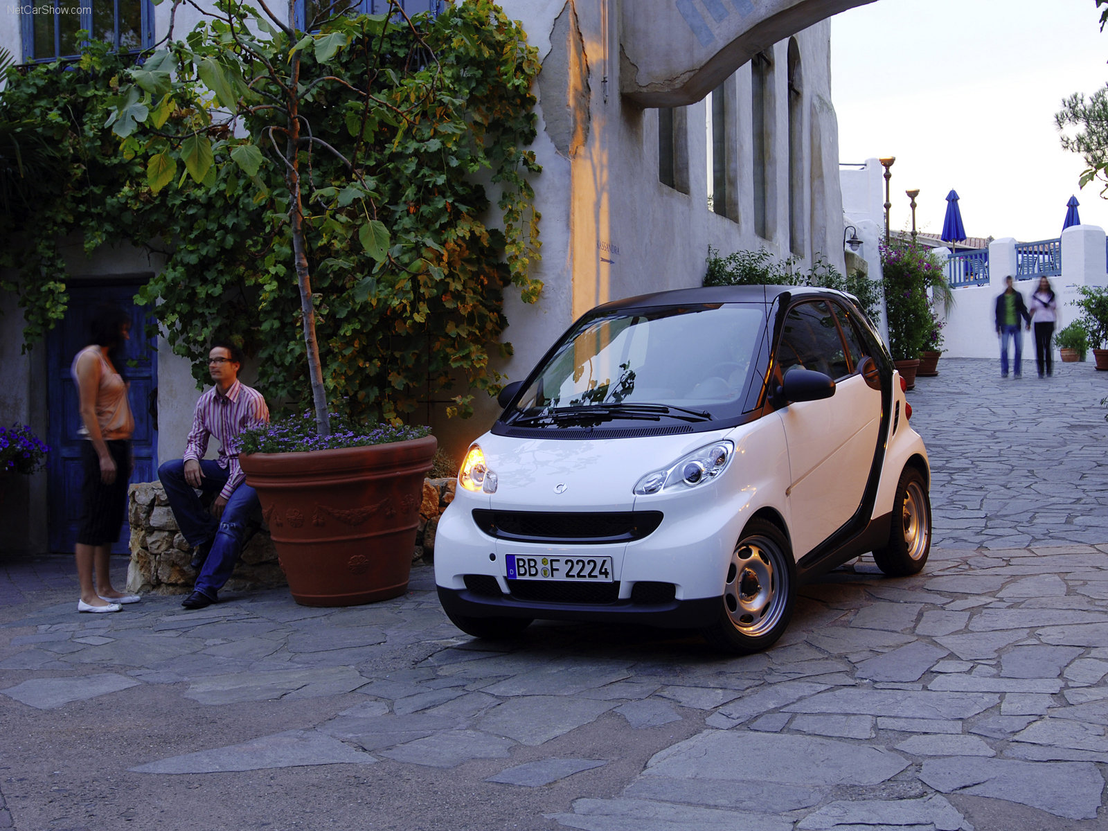 Smart Fortwo Coupe photo #39818