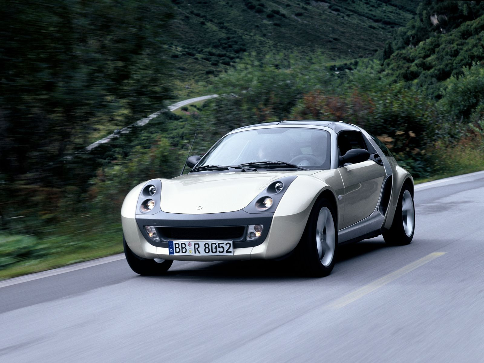 smart roadster coupe - photo #12