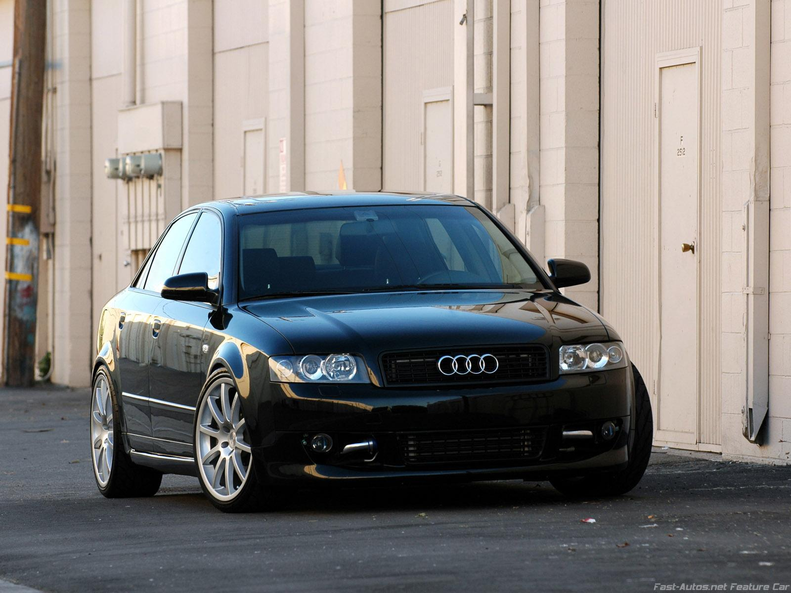 Sportec Audi A4 1 8t Photos Photogallery With 3 Pics Carsbase Com