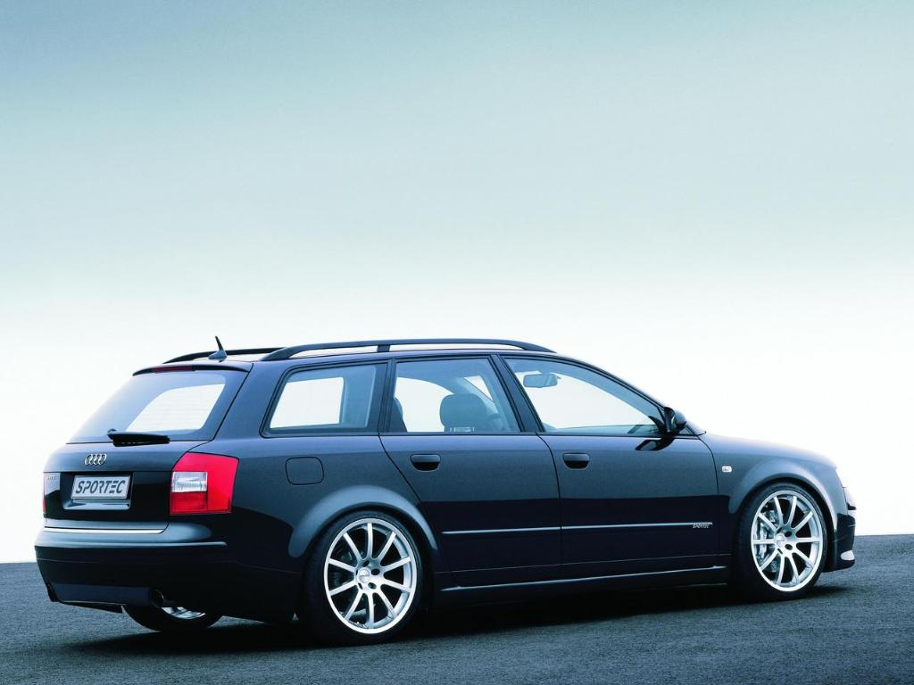 sportec audi a4 avant rs250 picture 14026 sportec photo gallery. Black Bedroom Furniture Sets. Home Design Ideas
