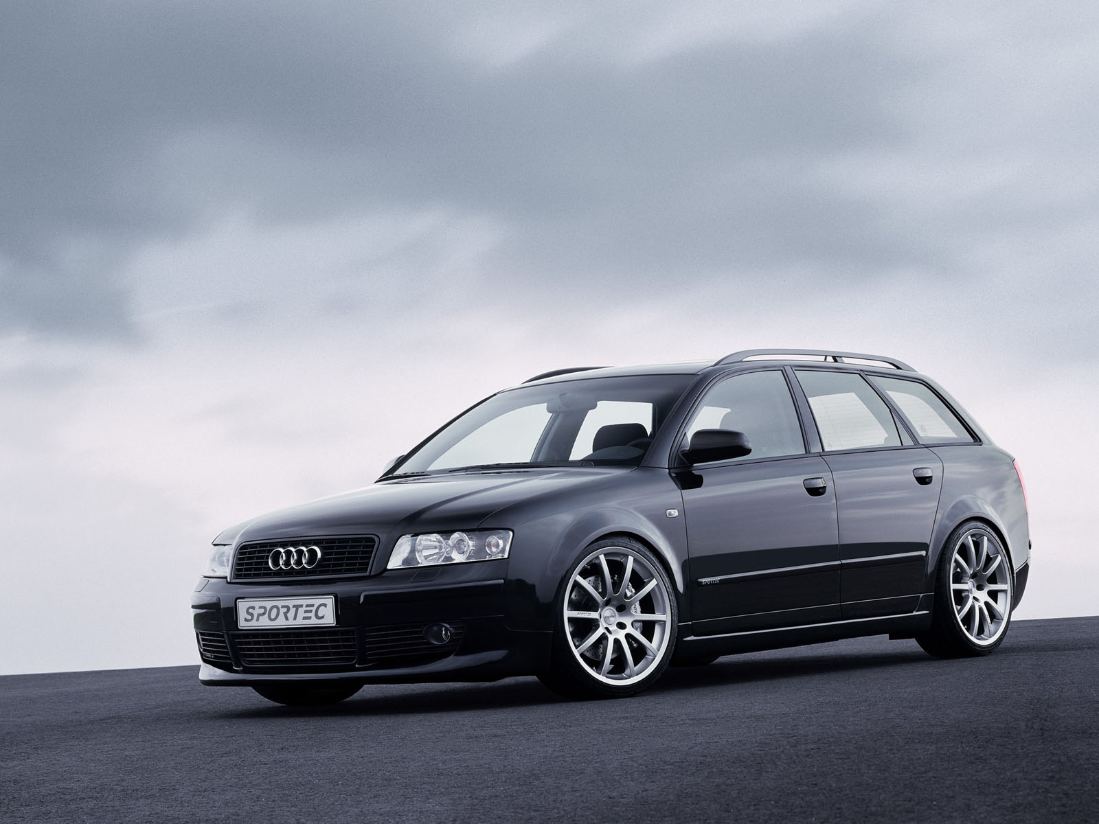 Sportec Audi A4 Avant Rs250 Photos Photogallery With 8