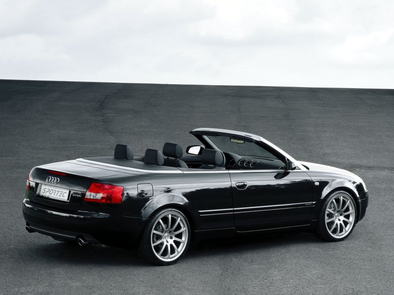sportec audi a4 cabriolet sp460 photos photogallery with. Black Bedroom Furniture Sets. Home Design Ideas