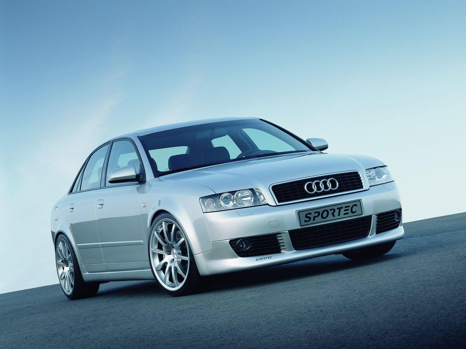 Sportec audi a4 sedan rs310 picture 14016 sportec for Audi a4 interieur tuning