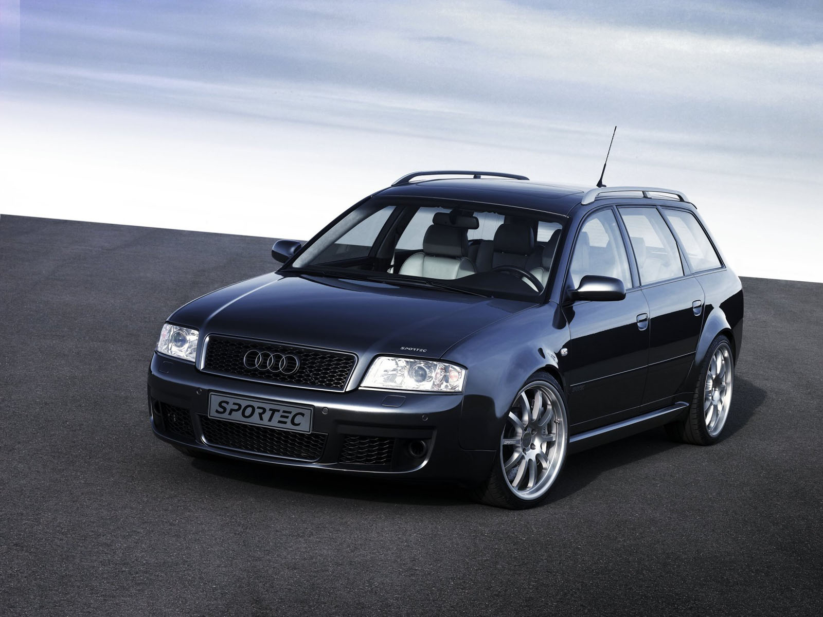 Sportec Audi Rs6 Avant Rs550 Photos Photogallery With 3