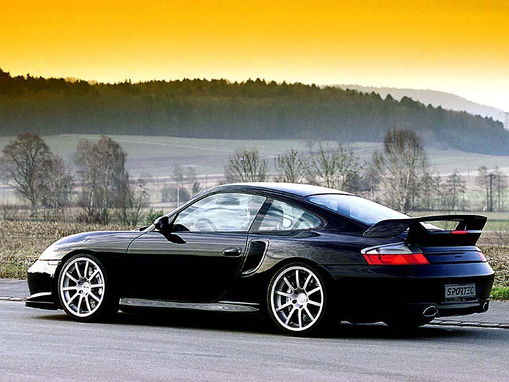 Porsche Sportec 996 GT2 SP650 Cikliesa
