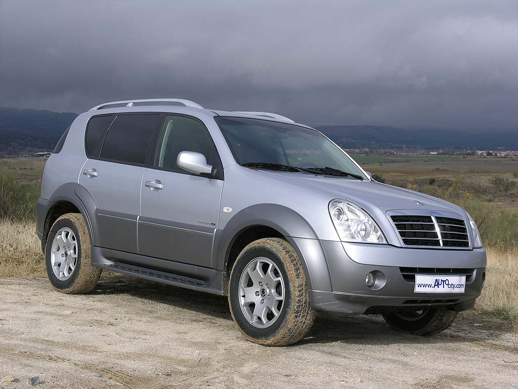 SsangYong Rexton II photos - PhotoGallery with 6 pics ...