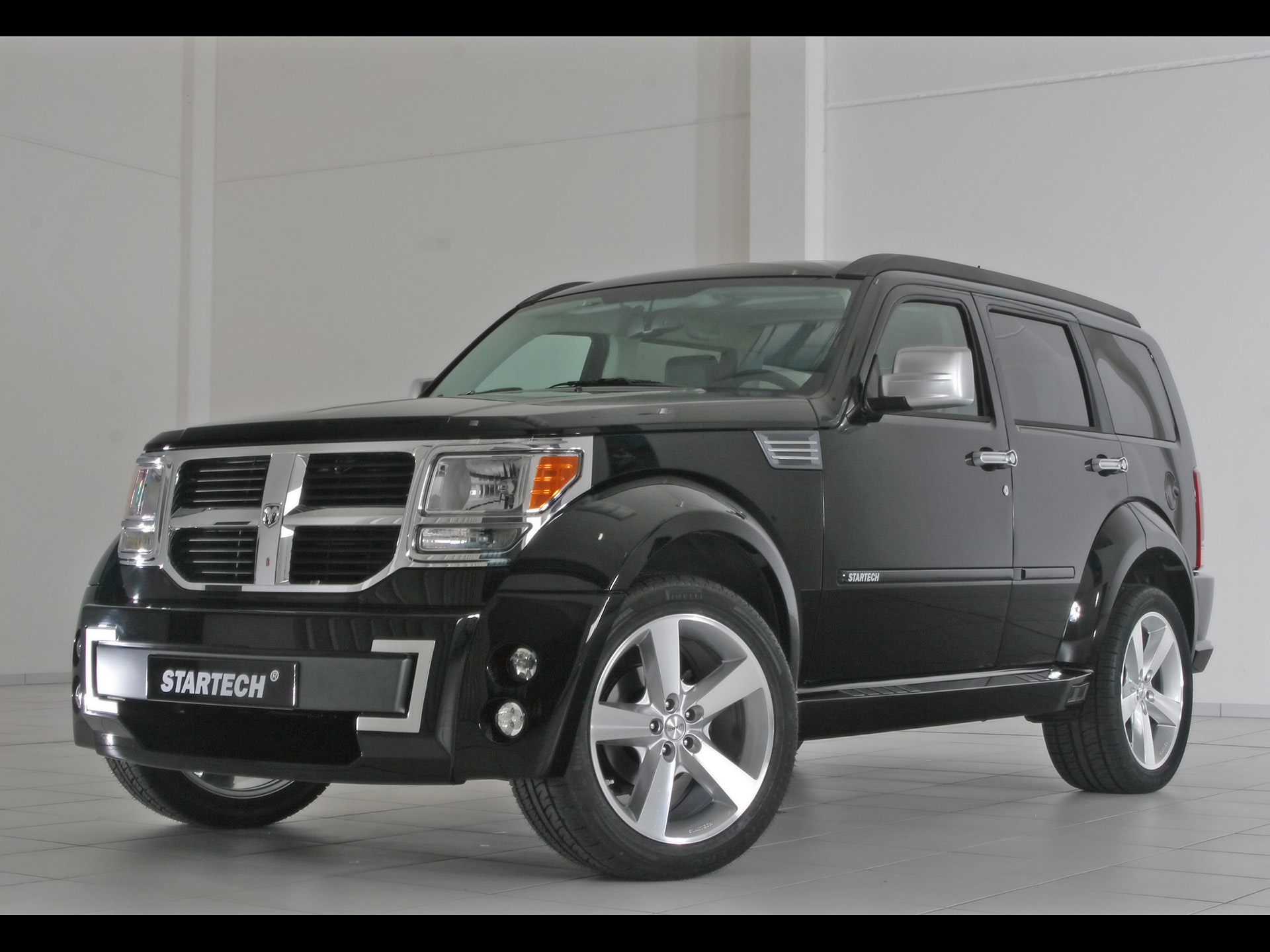 Startech dodge nitro photos photogallery with 5 pics carsbase new startech dodge nitro pictures sciox Gallery