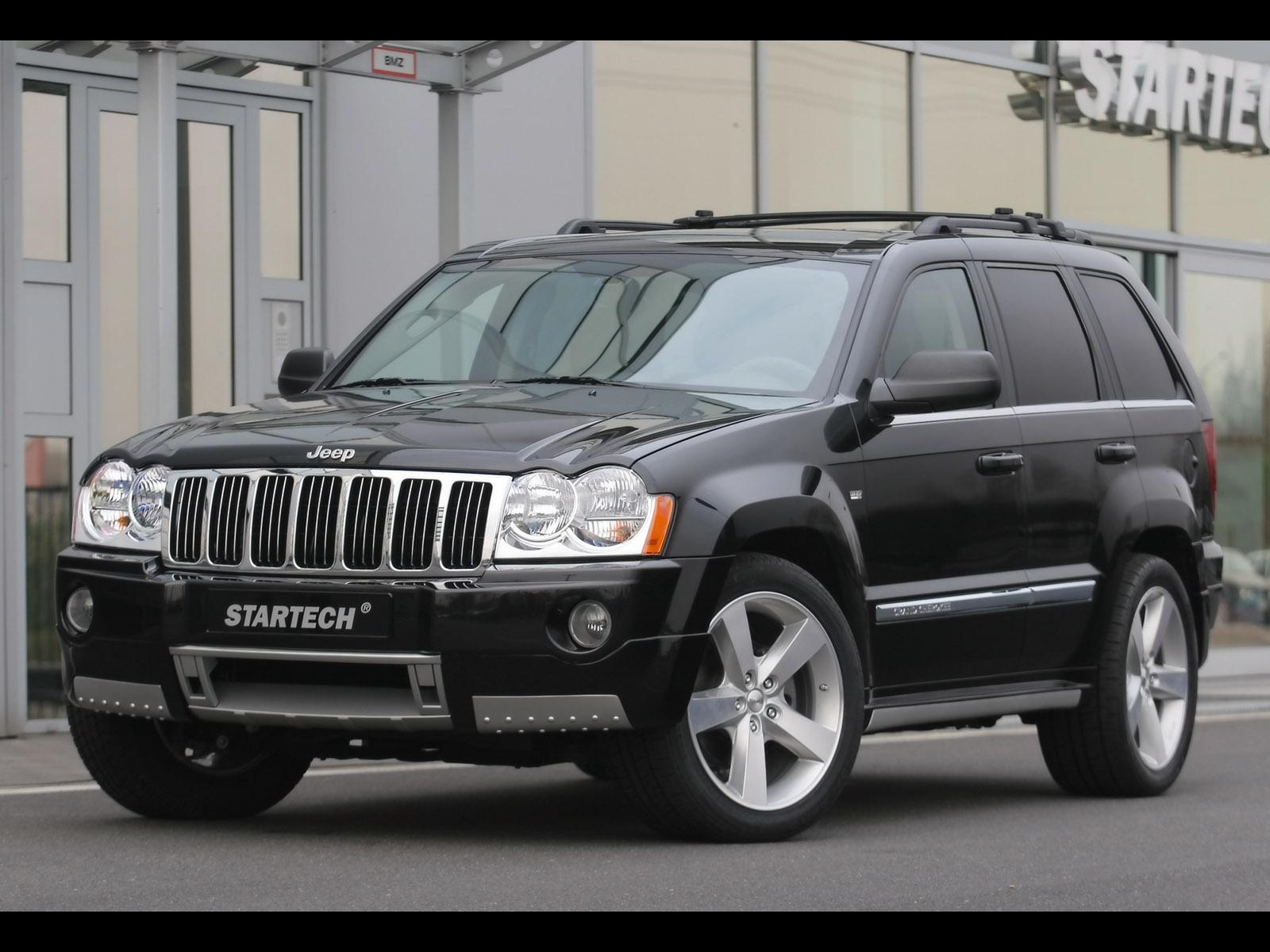 Startech Jeep Grand Cherokee photos  PhotoGallery with 7 pics