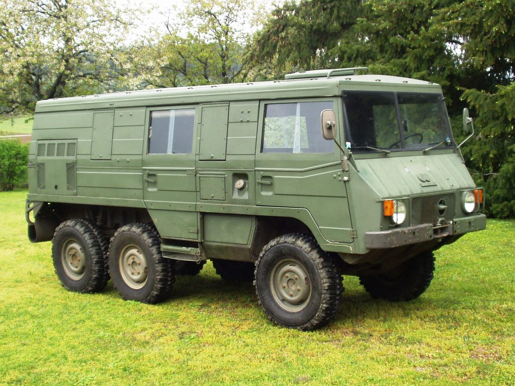 steyr daimler puch pinzgauer 712 photos photogallery. Black Bedroom Furniture Sets. Home Design Ideas