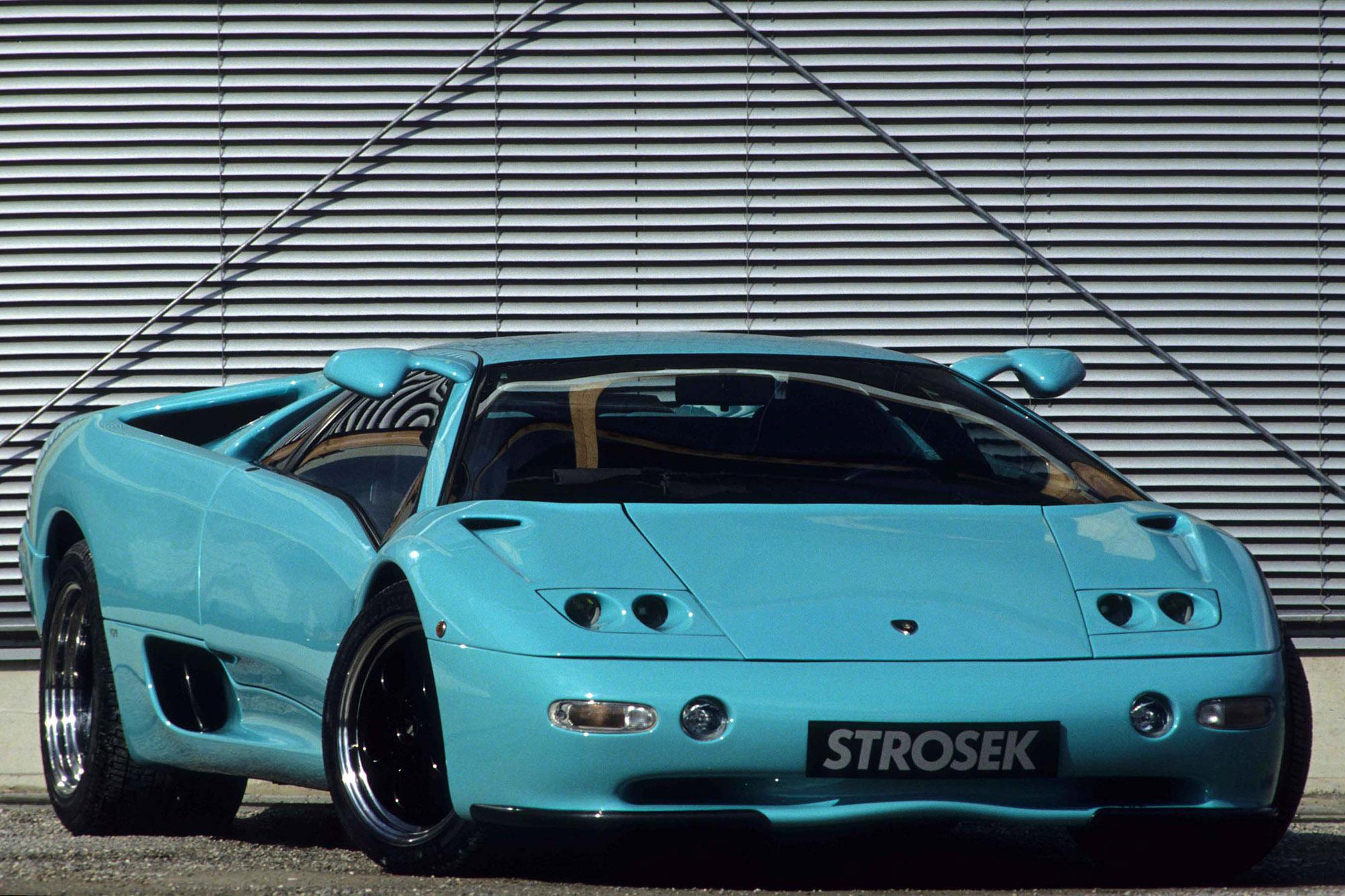 Strosek Lamborghini Diablo Photos Photogallery With 8