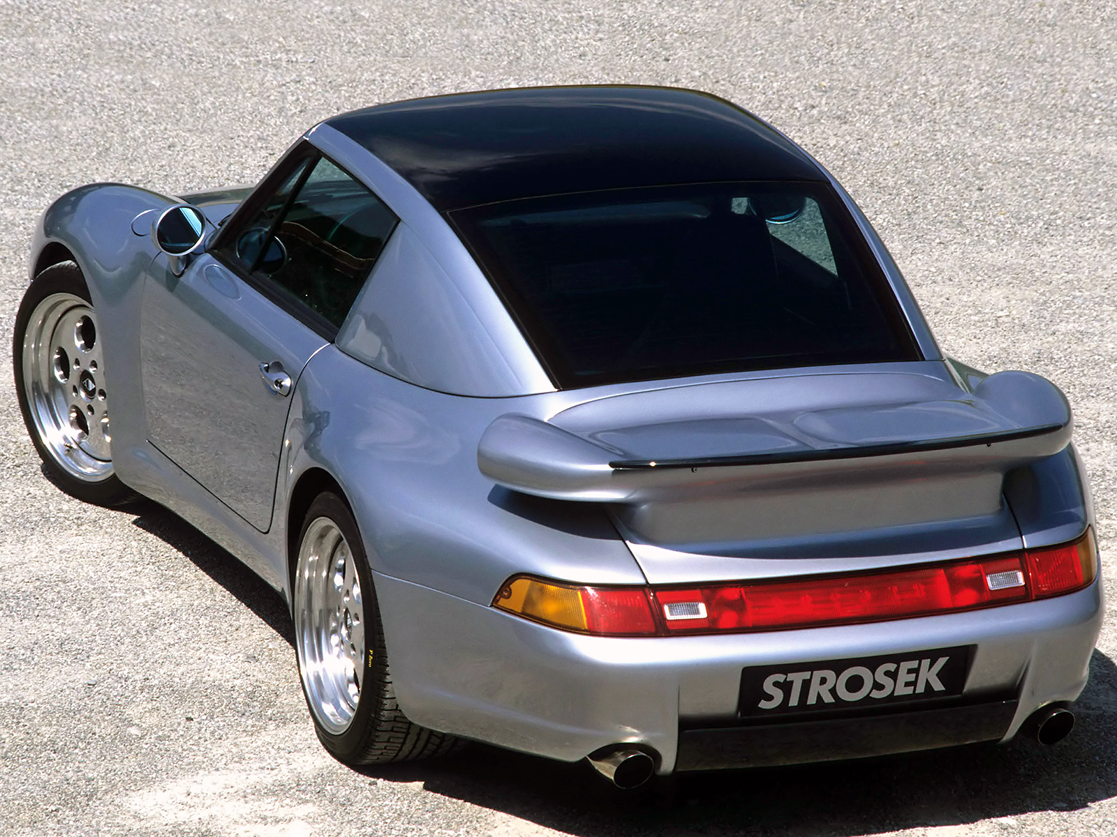 Strosek Porsche 911 Turbo 993 Photos Photogallery With