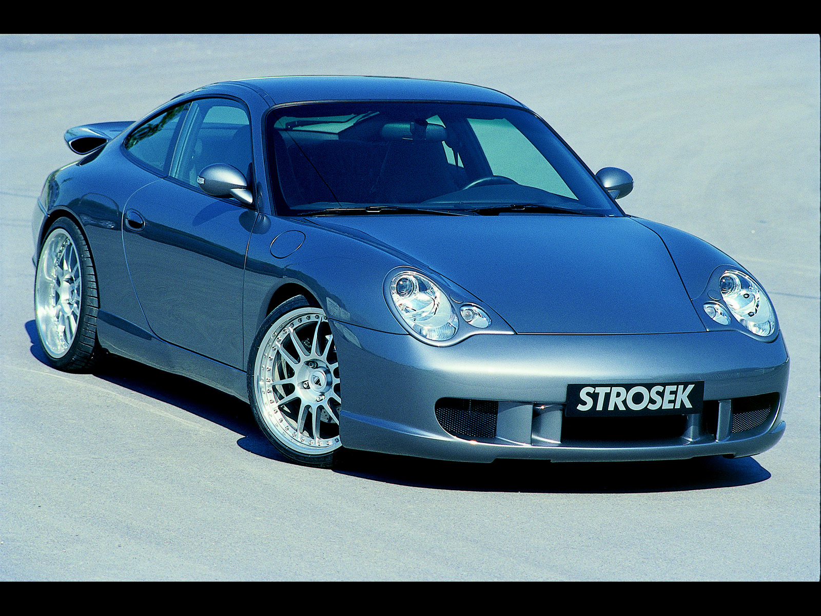 Strosek Porsche 996 911 Carrera Photos Photogallery With