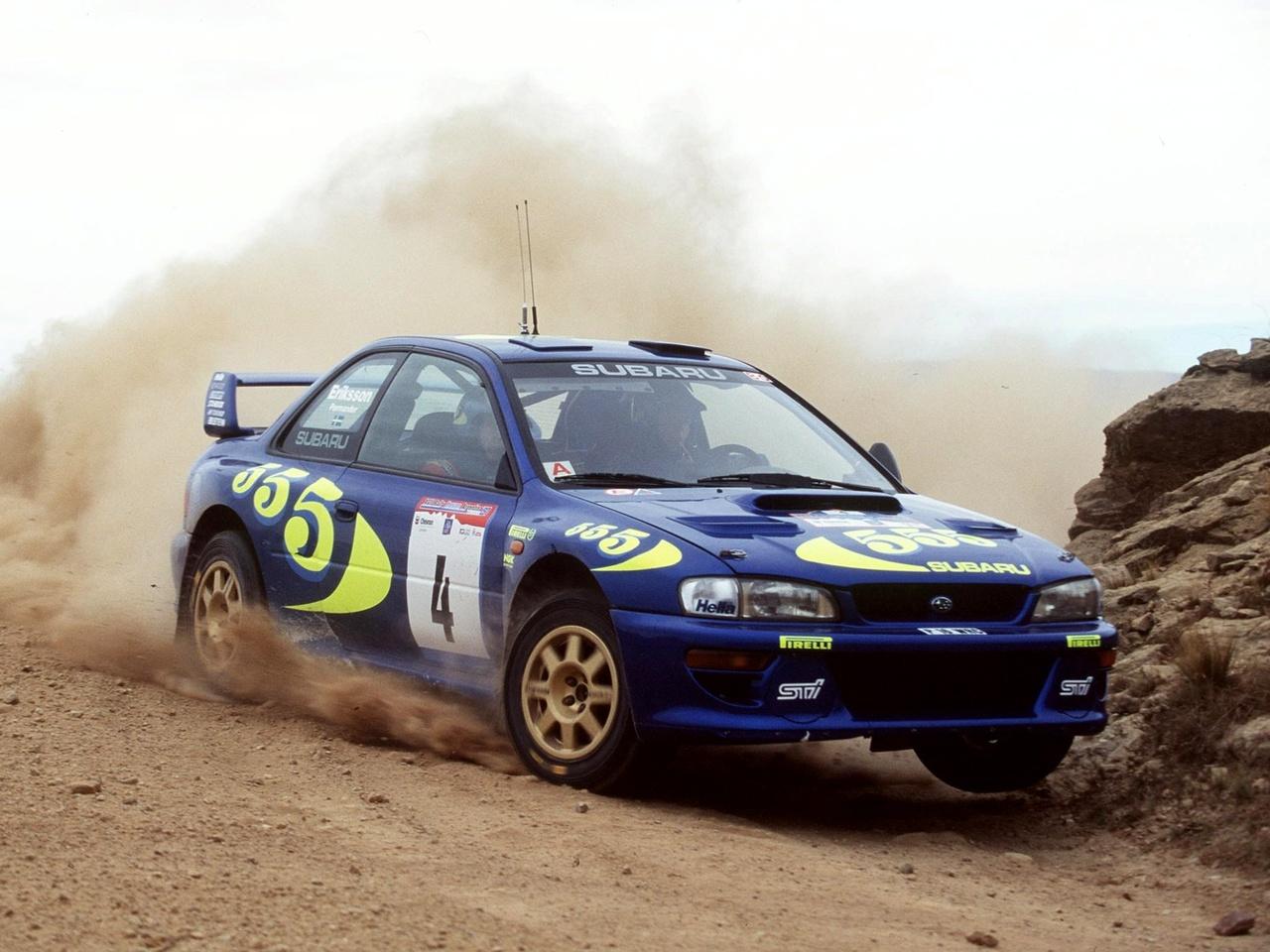 Subaru Impreza Wrc Photos Photogallery With 38 Pics