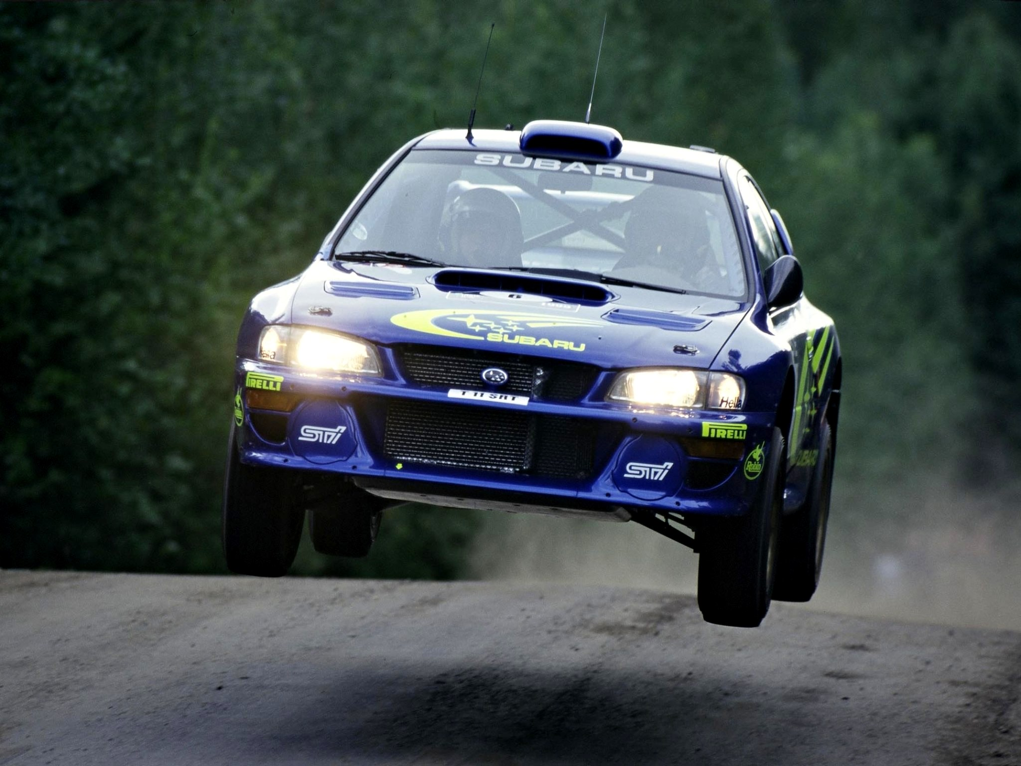 Subaru Impreza Wrc Photos Photogallery With 38 Pics
