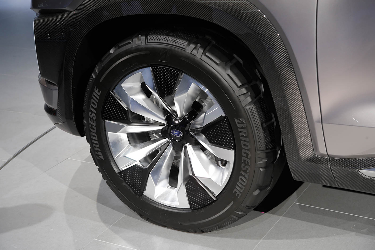 Subaru Viziv-7 photo 171474
