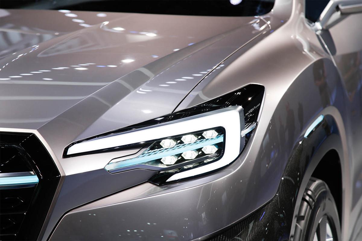 Subaru Viziv-7 photo 171475